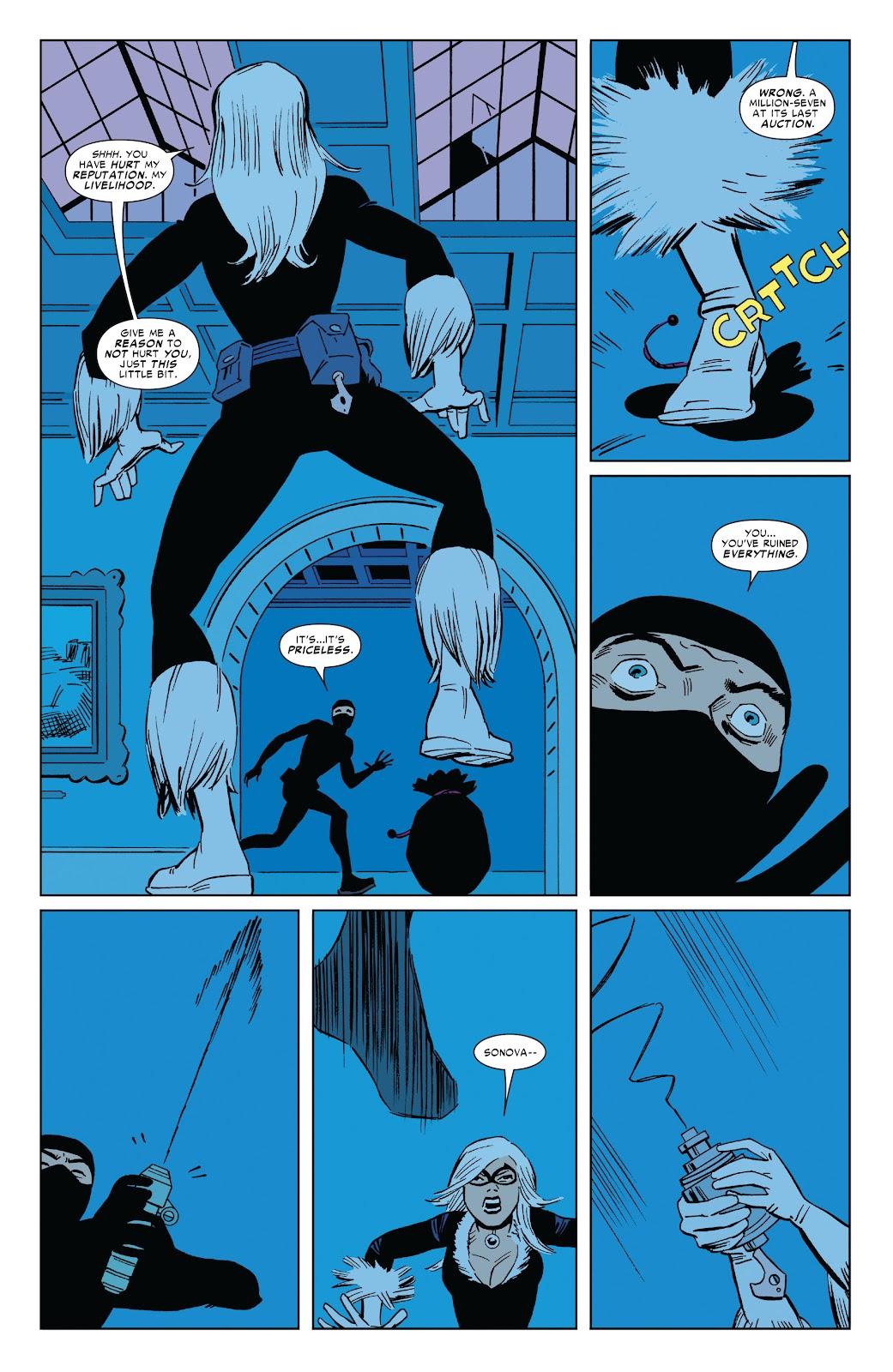 Amazing Spider-Man Presents: Black Cat Issue #1 #1 - English 18