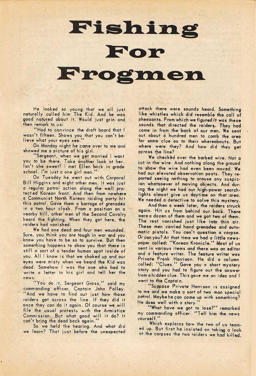 Read online Fightin' Navy comic -  Issue #116 - 17
