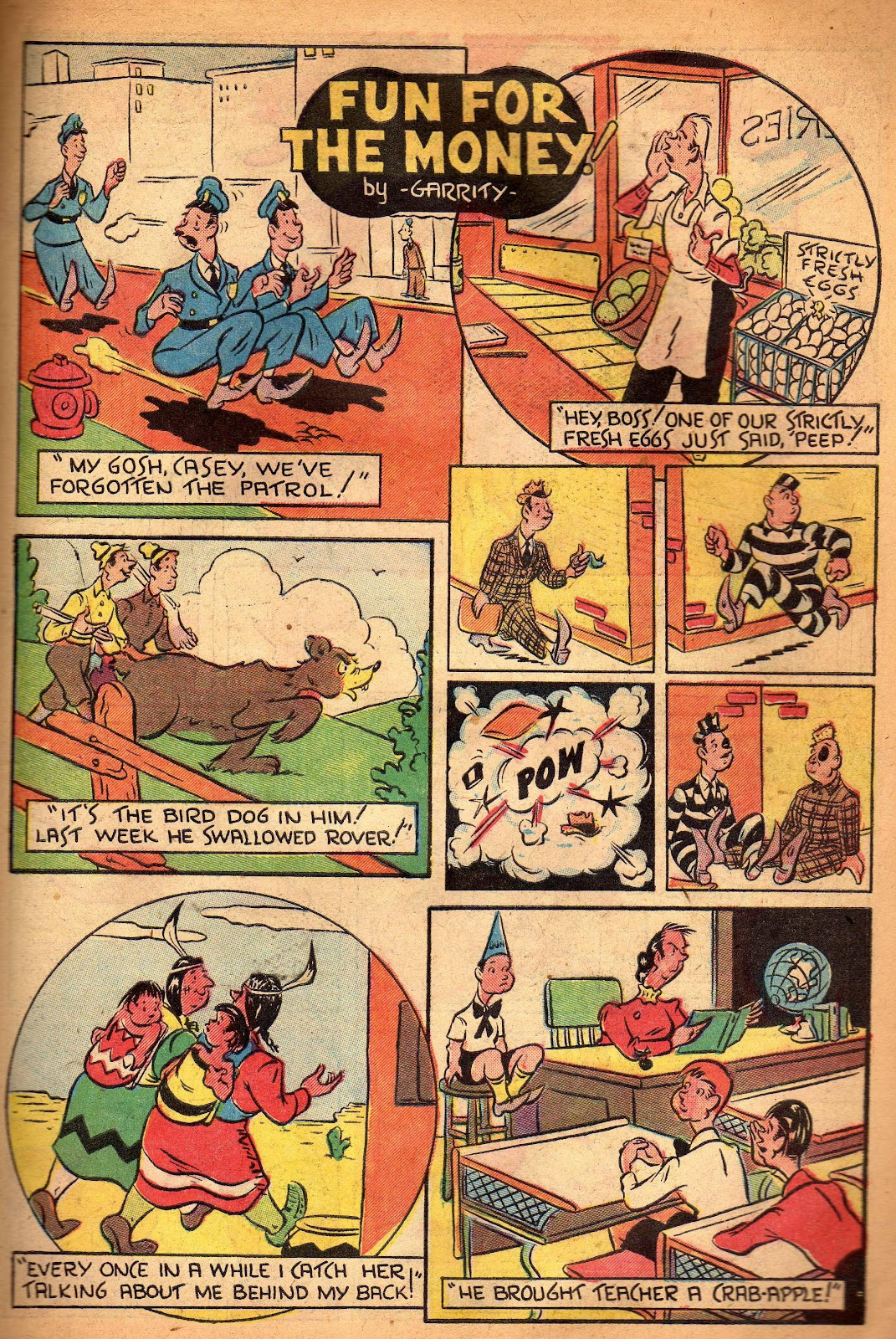 Bang-Up Comics issue 1 - Page 20