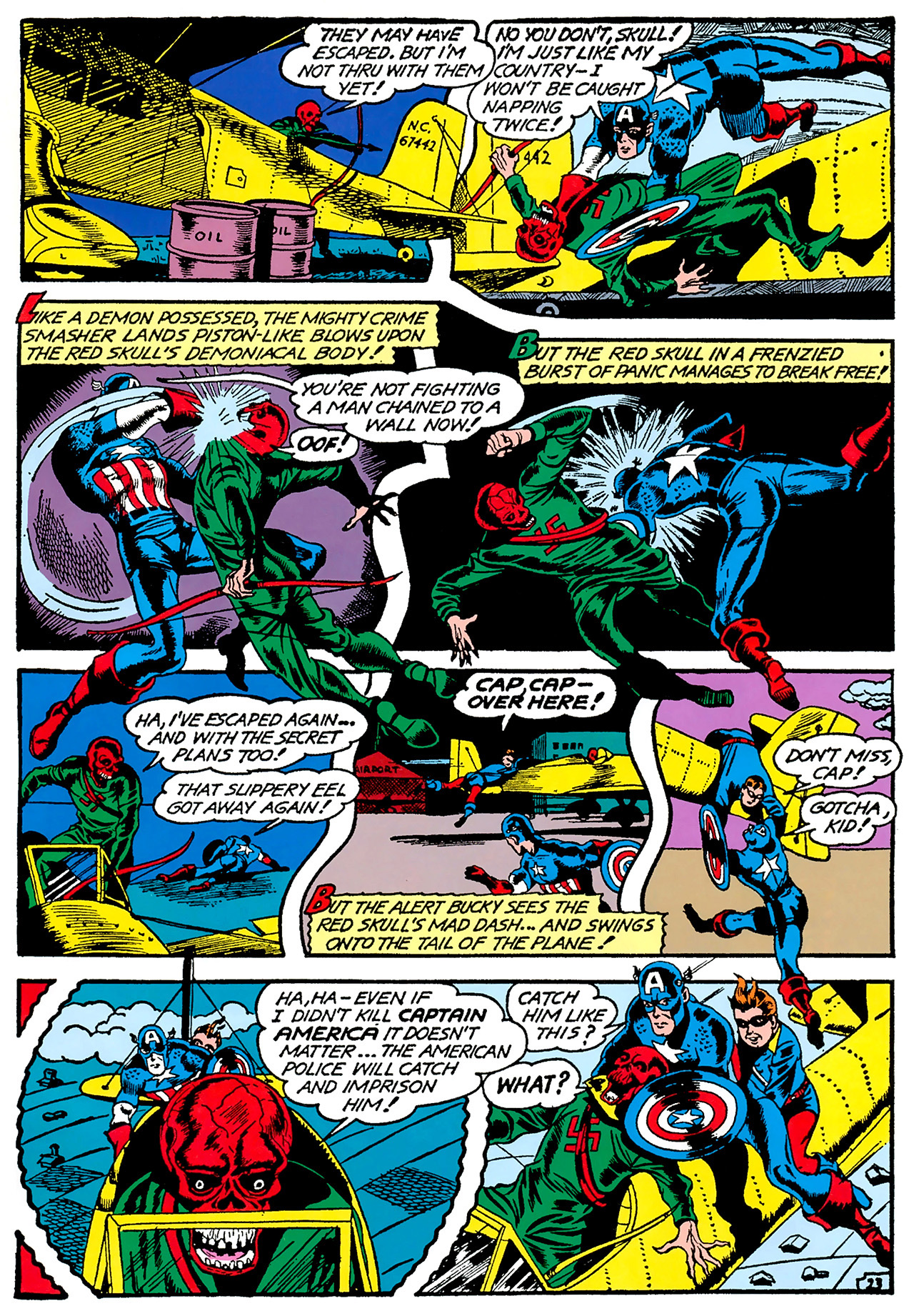 Captain America (1968) 600 Page 89