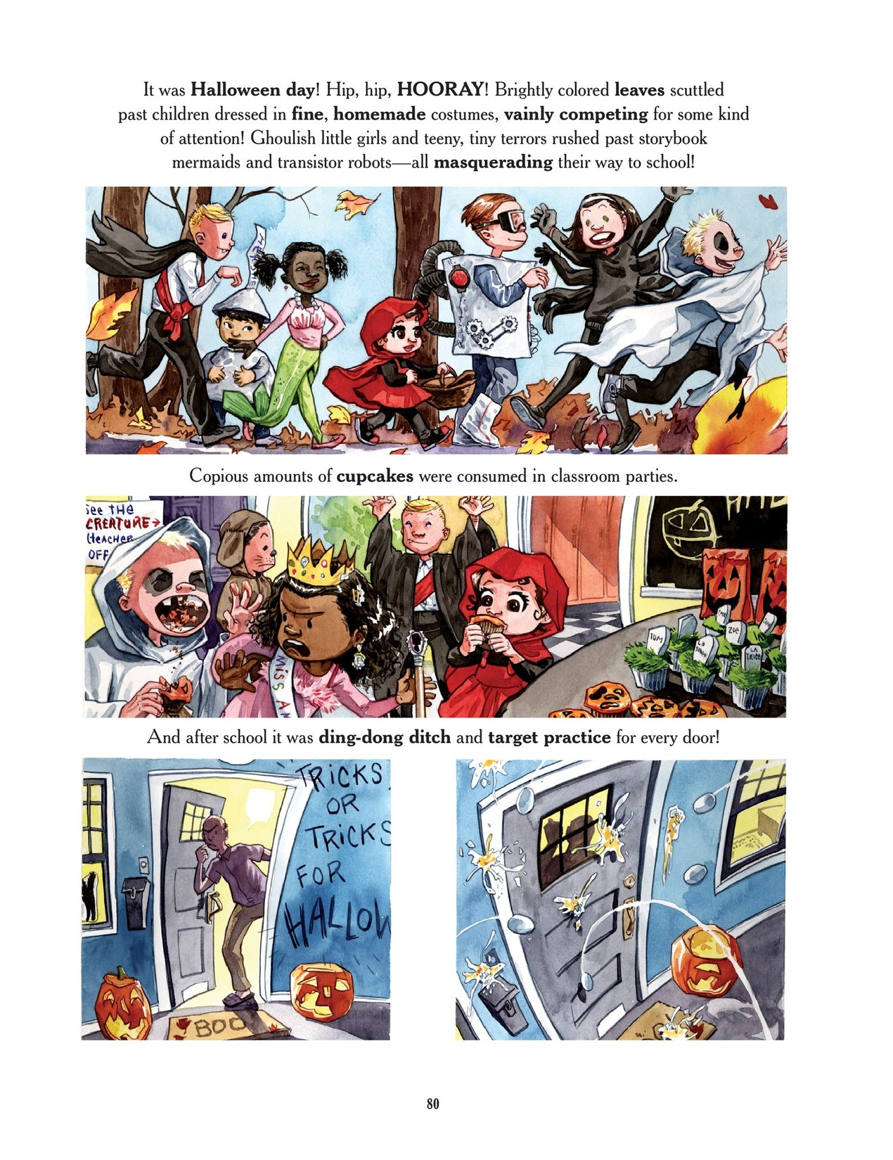 Read online Scary Godmother comic -  Issue # TPB - 80