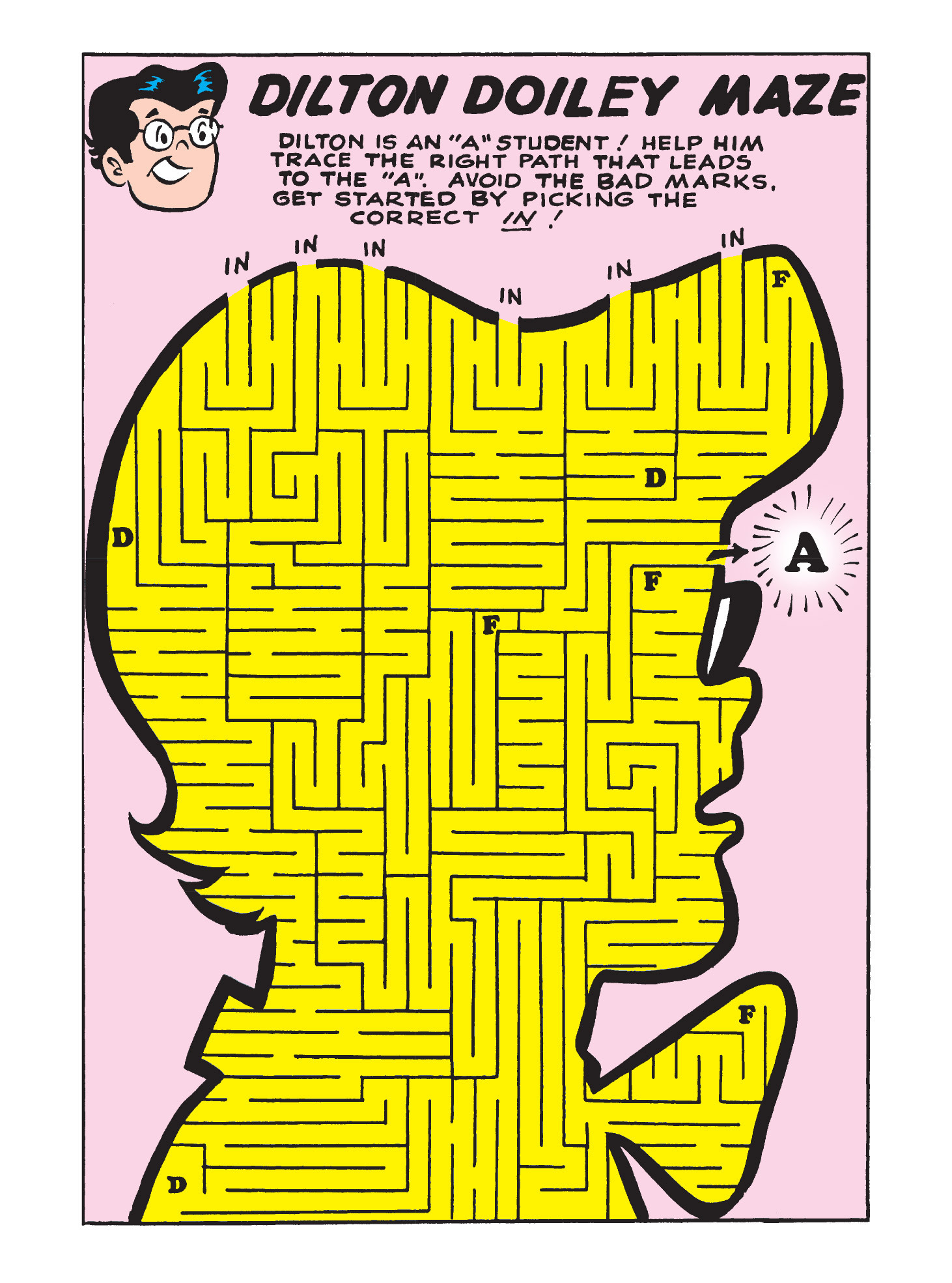Read online Archie's Funhouse Double Digest comic -  Issue #3 - 59