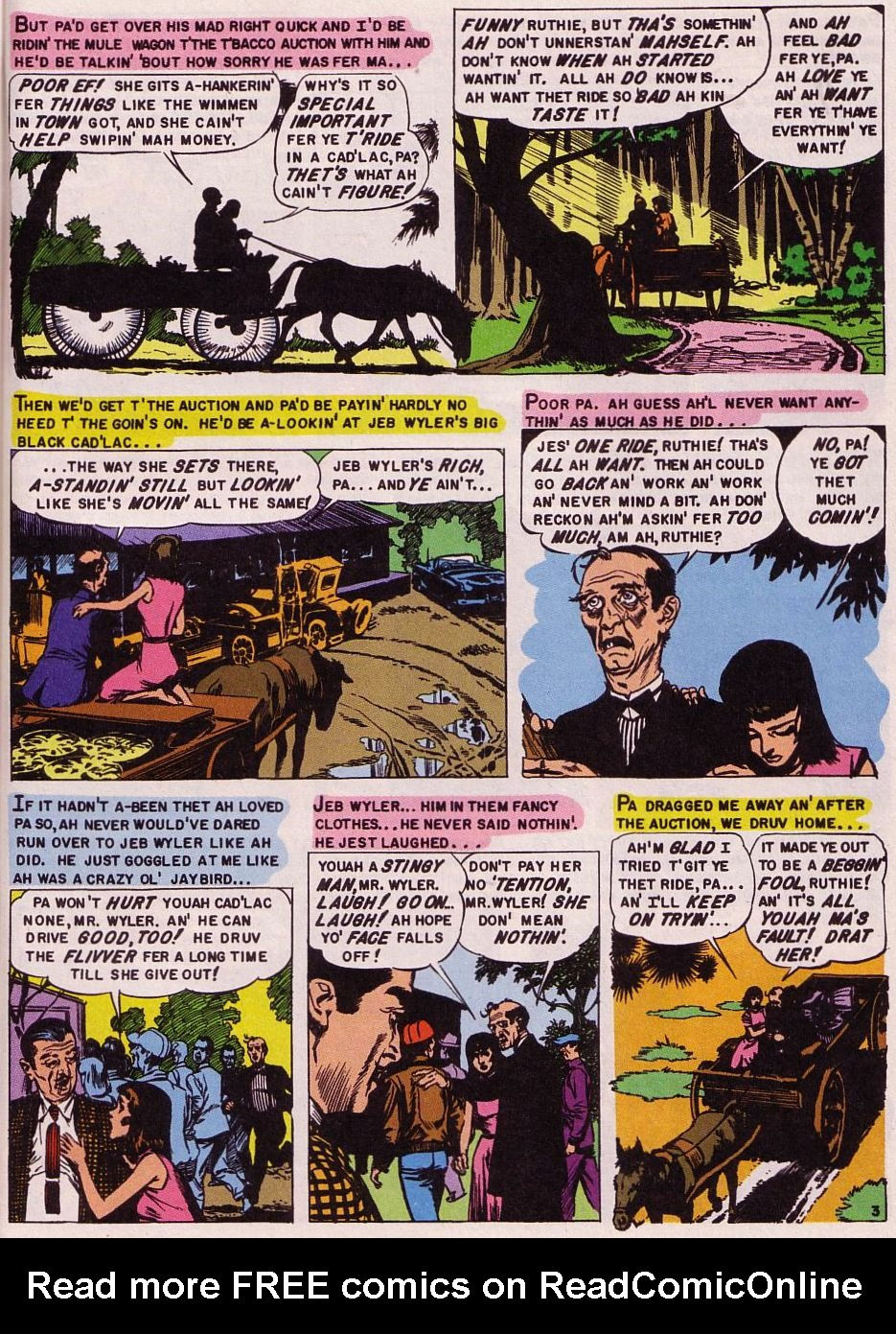 Read online Shock SuspenStories comic -  Issue #18 - 4