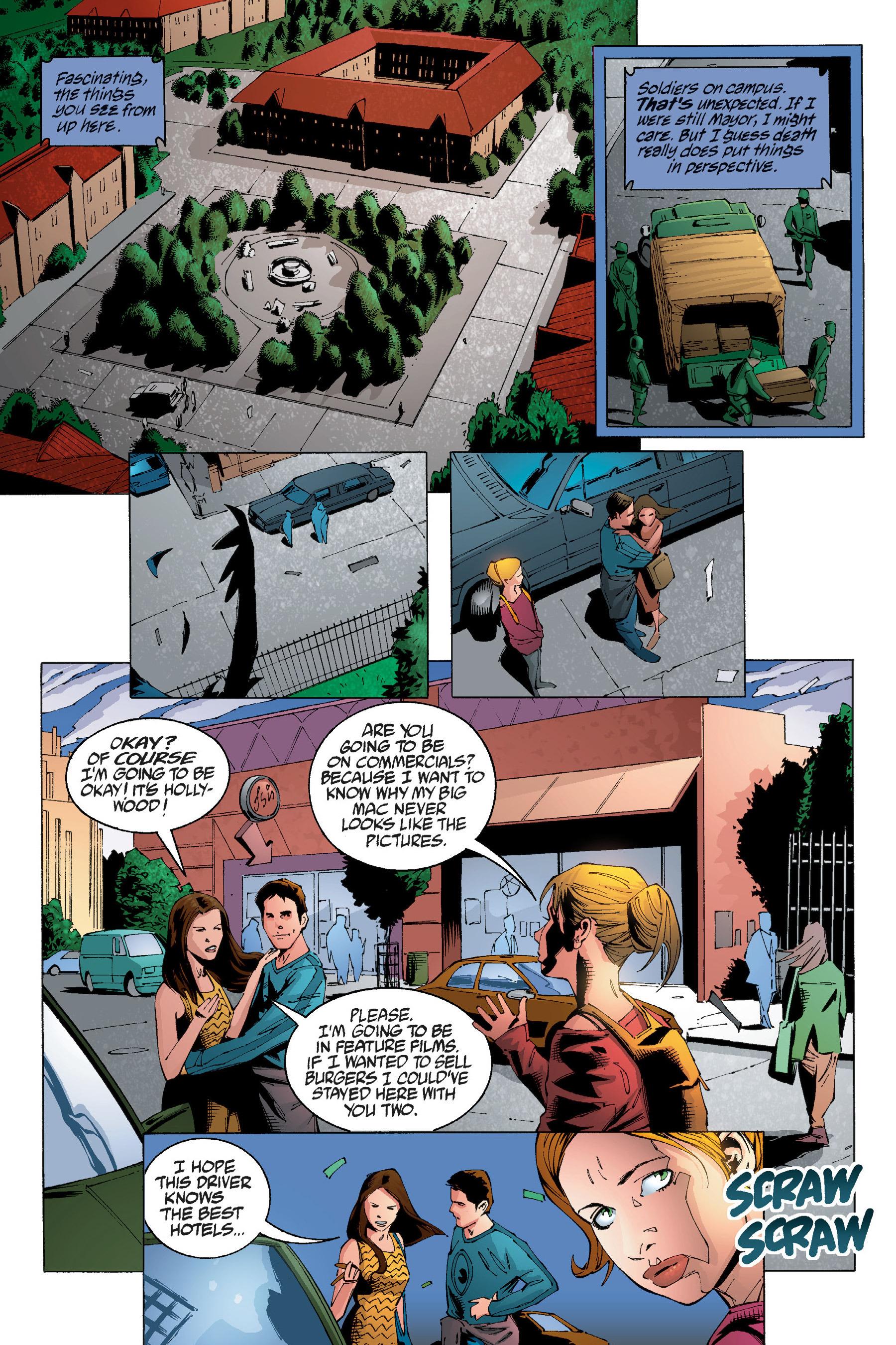 Read online Buffy the Vampire Slayer: Omnibus comic -  Issue # TPB 5 - 18