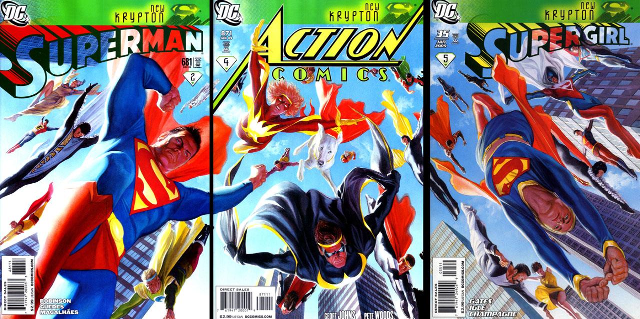 Action Comics (1938) 871 Page 1