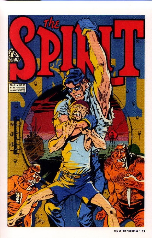 Read online Will Eisner's The Spirit Archives comic -  Issue # TPB 26 (Part 2) - 52