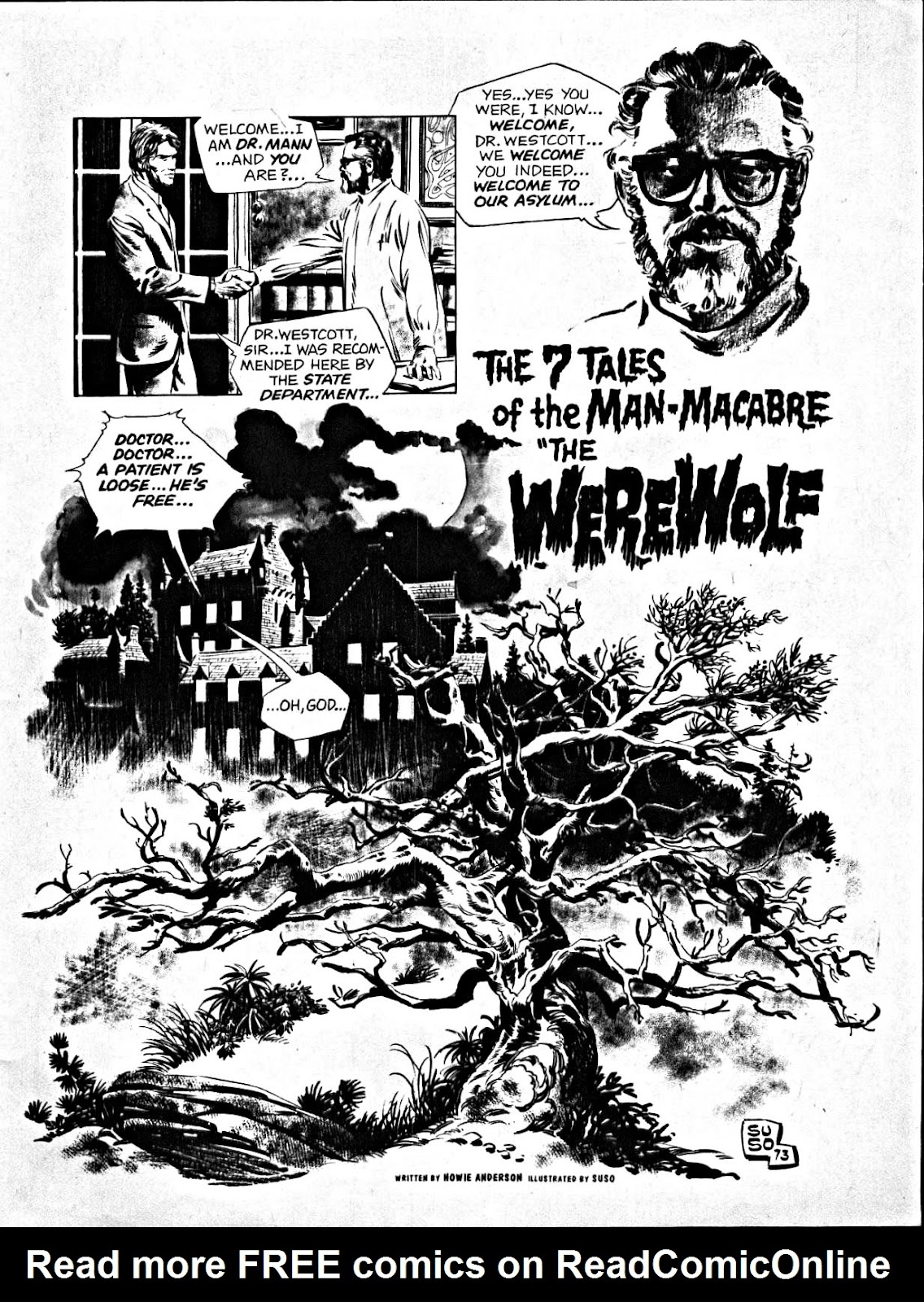 Nightmare (1970) issue 18 - Page 10