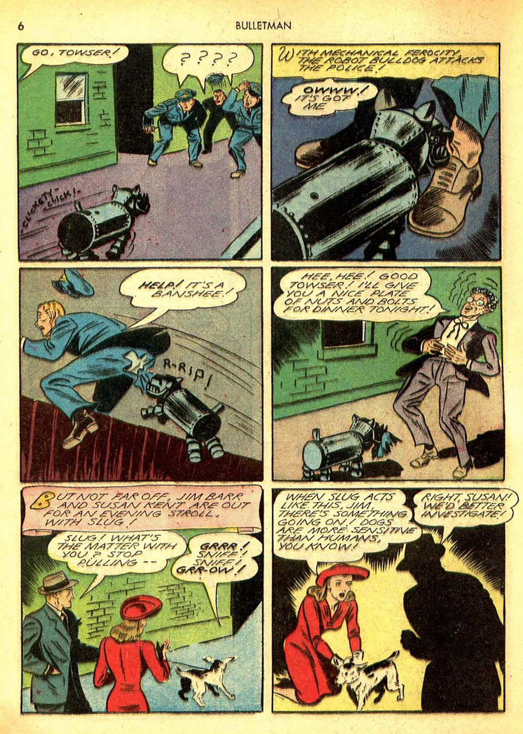 Bulletman issue 12 - Page 5