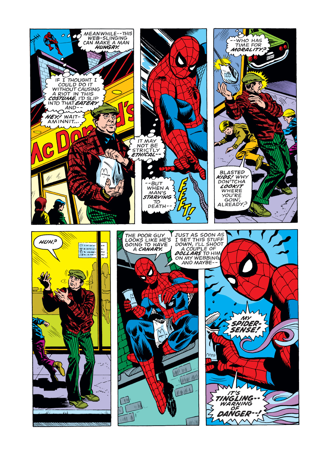The Amazing Spider-Man (1963) 141 Page 10