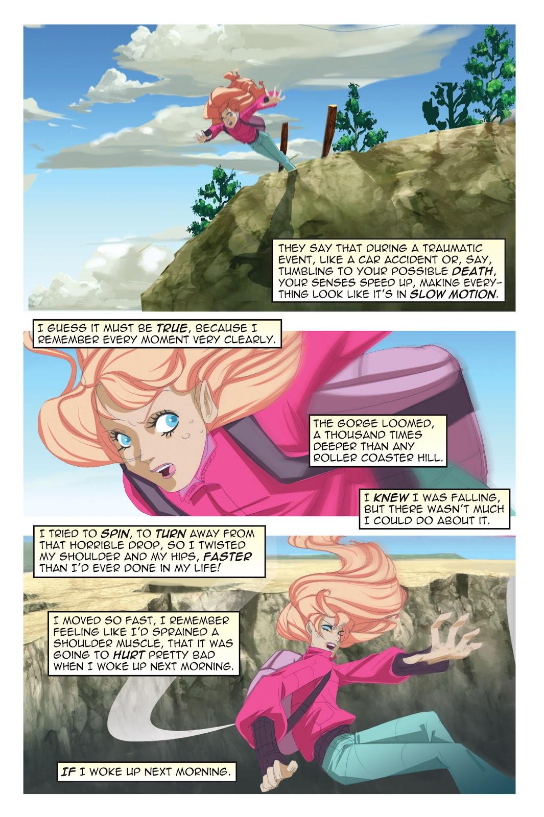 Read online Nancy Drew comic -  Issue #19 - 8