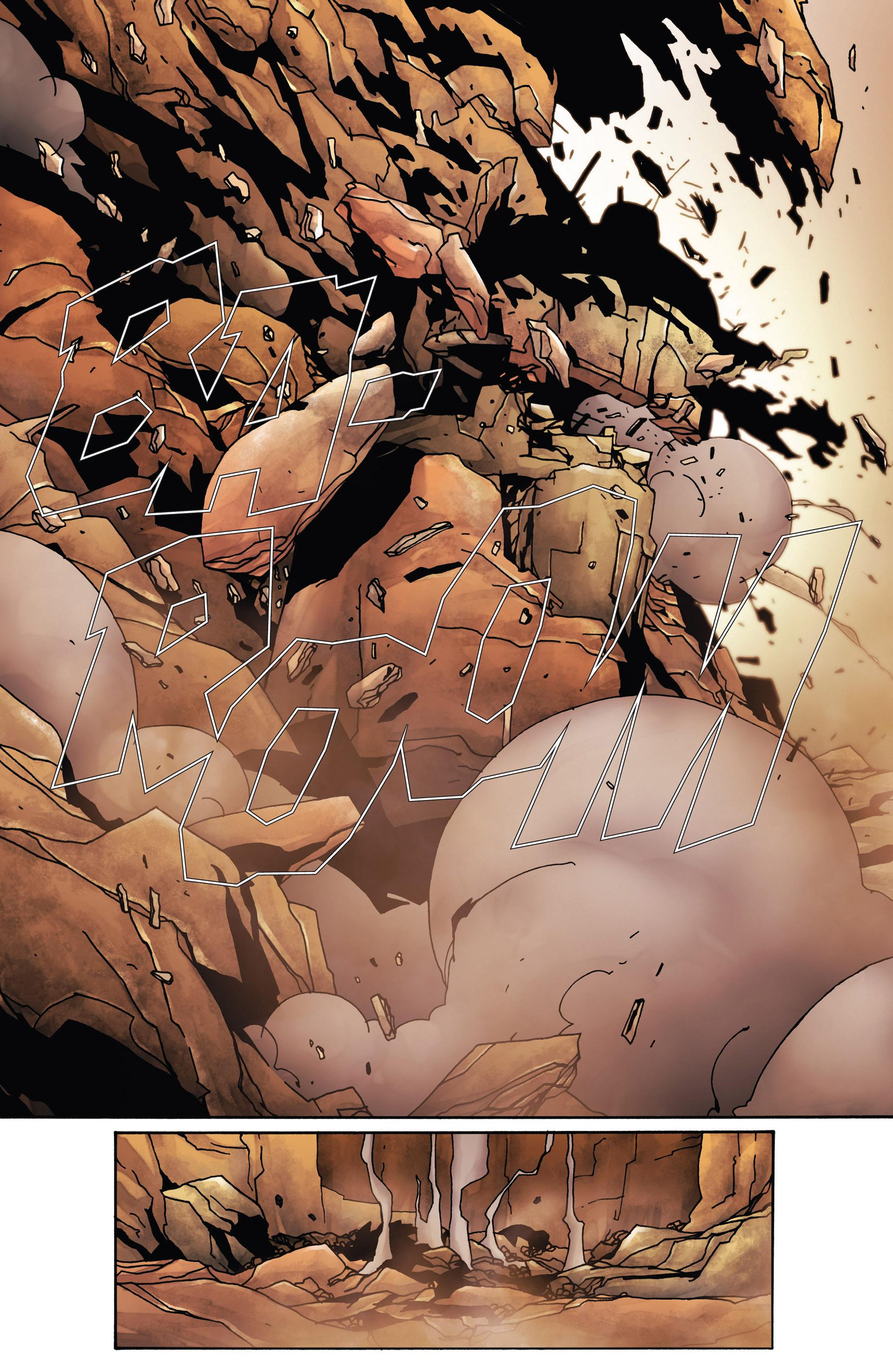 Read online Annihilation: Heralds Of Galactus comic -  Issue #1 - 14