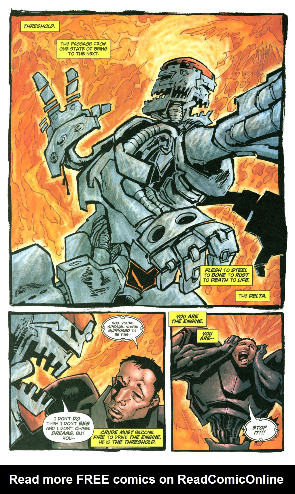 Read online Enginehead comic -  Issue #4 - 13