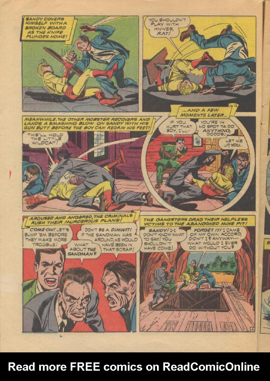Read online Adventure Comics (1938) comic -  Issue #81 - 8