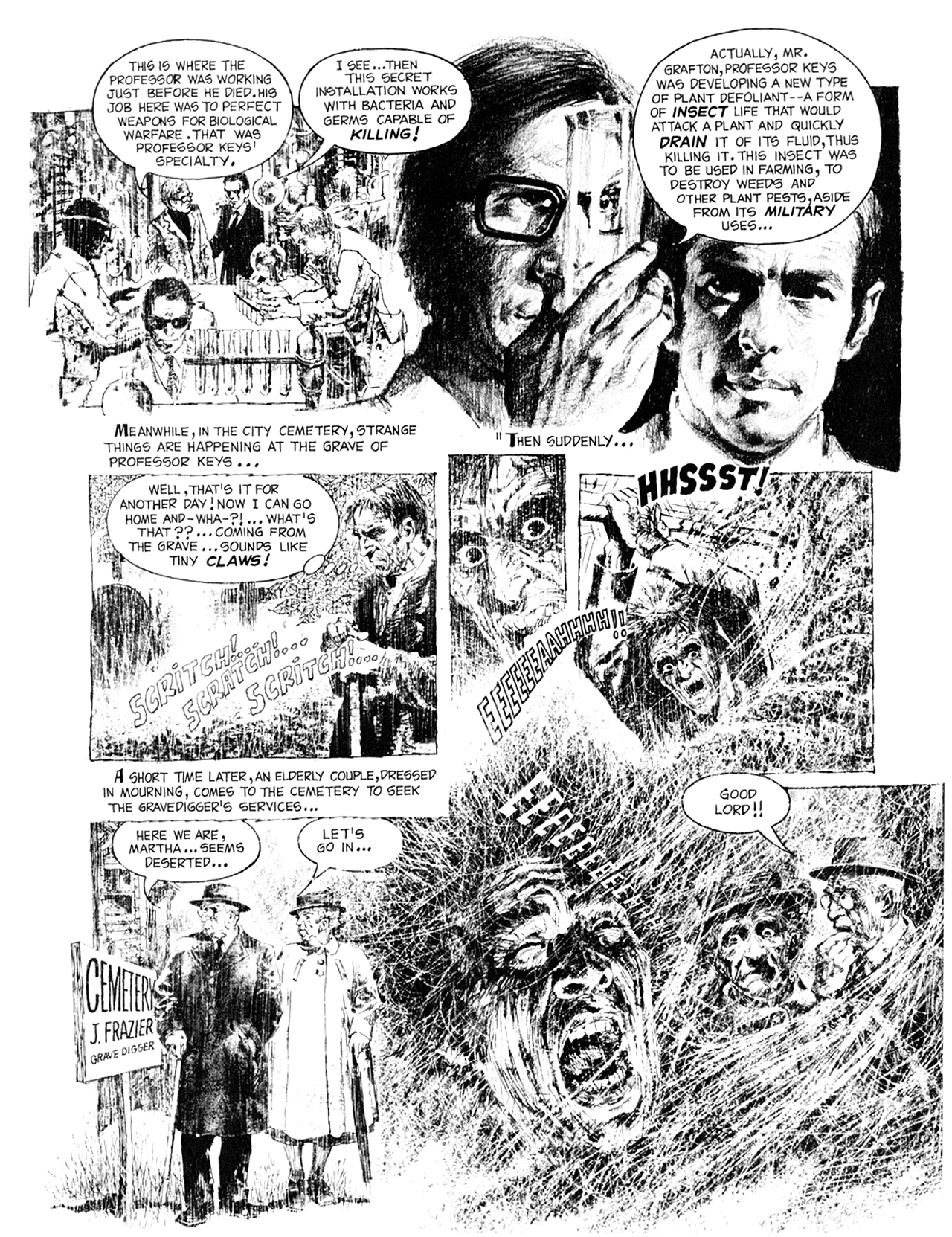 Read online Eerie Archives comic -  Issue # TPB 8 - 280