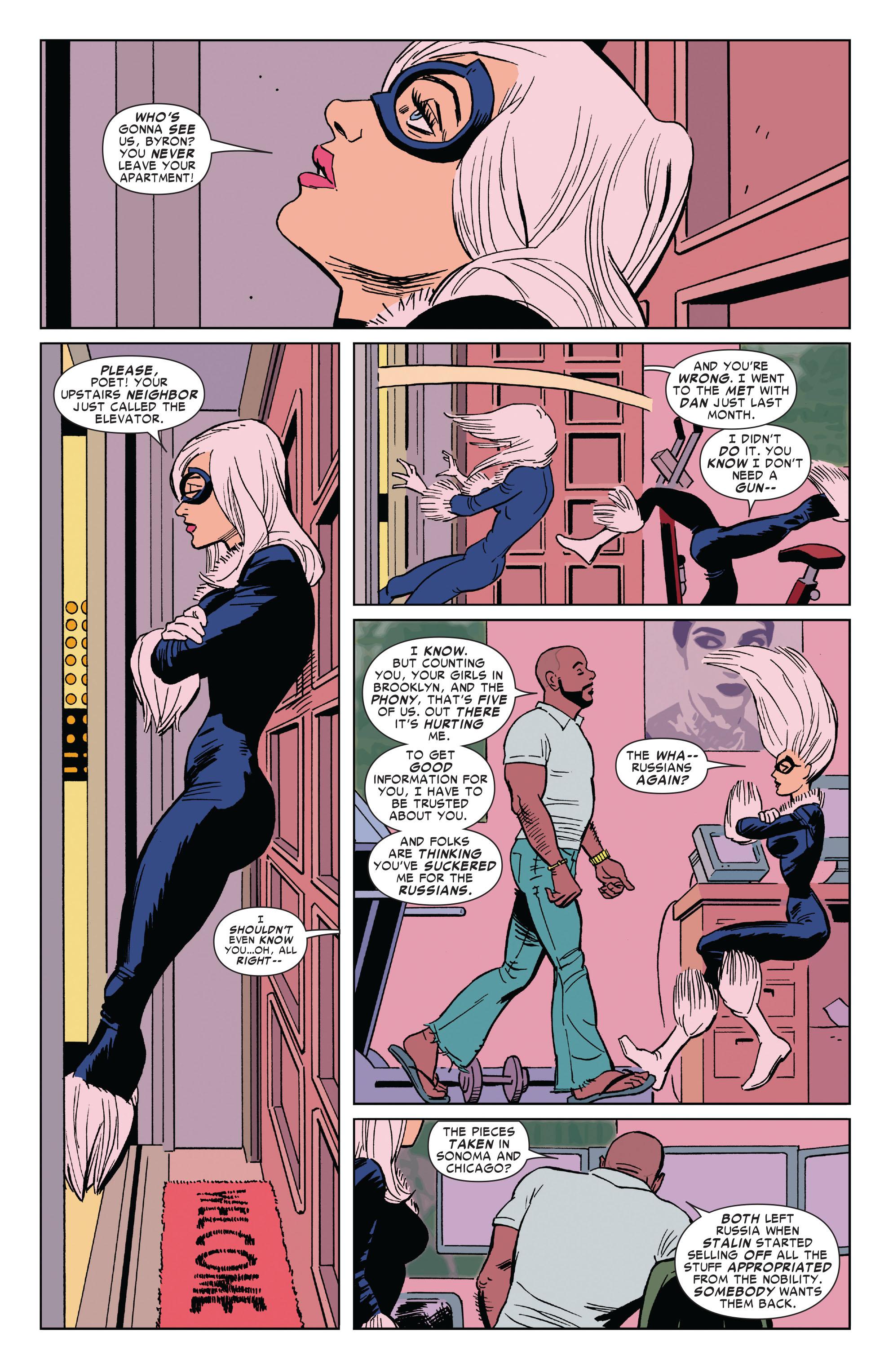 Read online Amazing Spider-Man Presents: Black Cat comic -  Issue #1 - 13