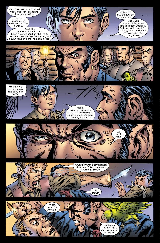 Read online Treasure Island comic -  Issue #5 - 9