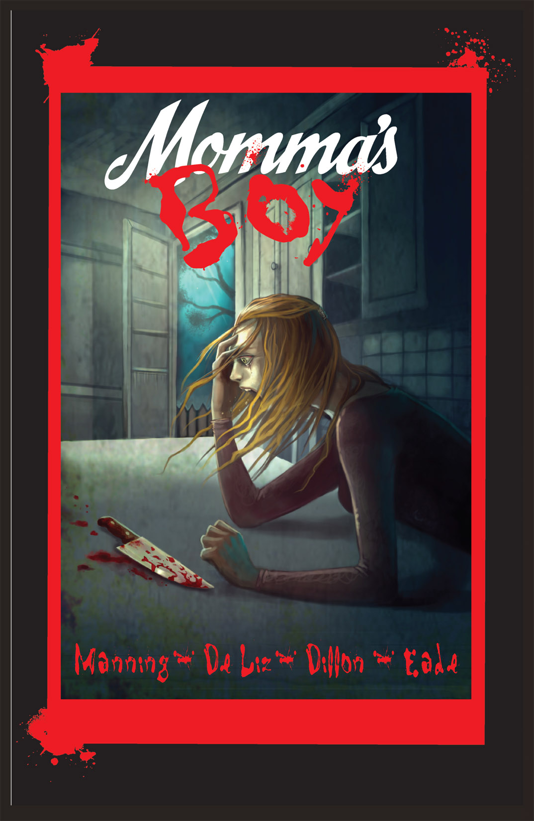 Read online Nightmare World comic -  Issue # Vol. 2 Leave the Light On - 53