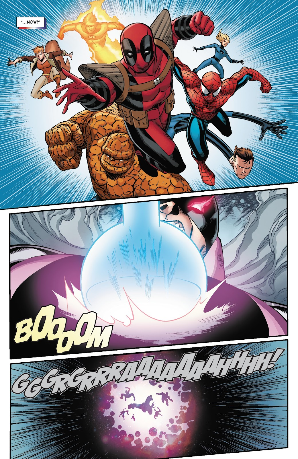 Read online Spider-Man/Deadpool comic -  Issue #49 - 20