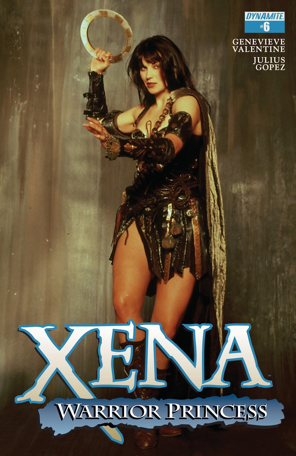 Xena: Warrior Princess (2016) 6 Page 1