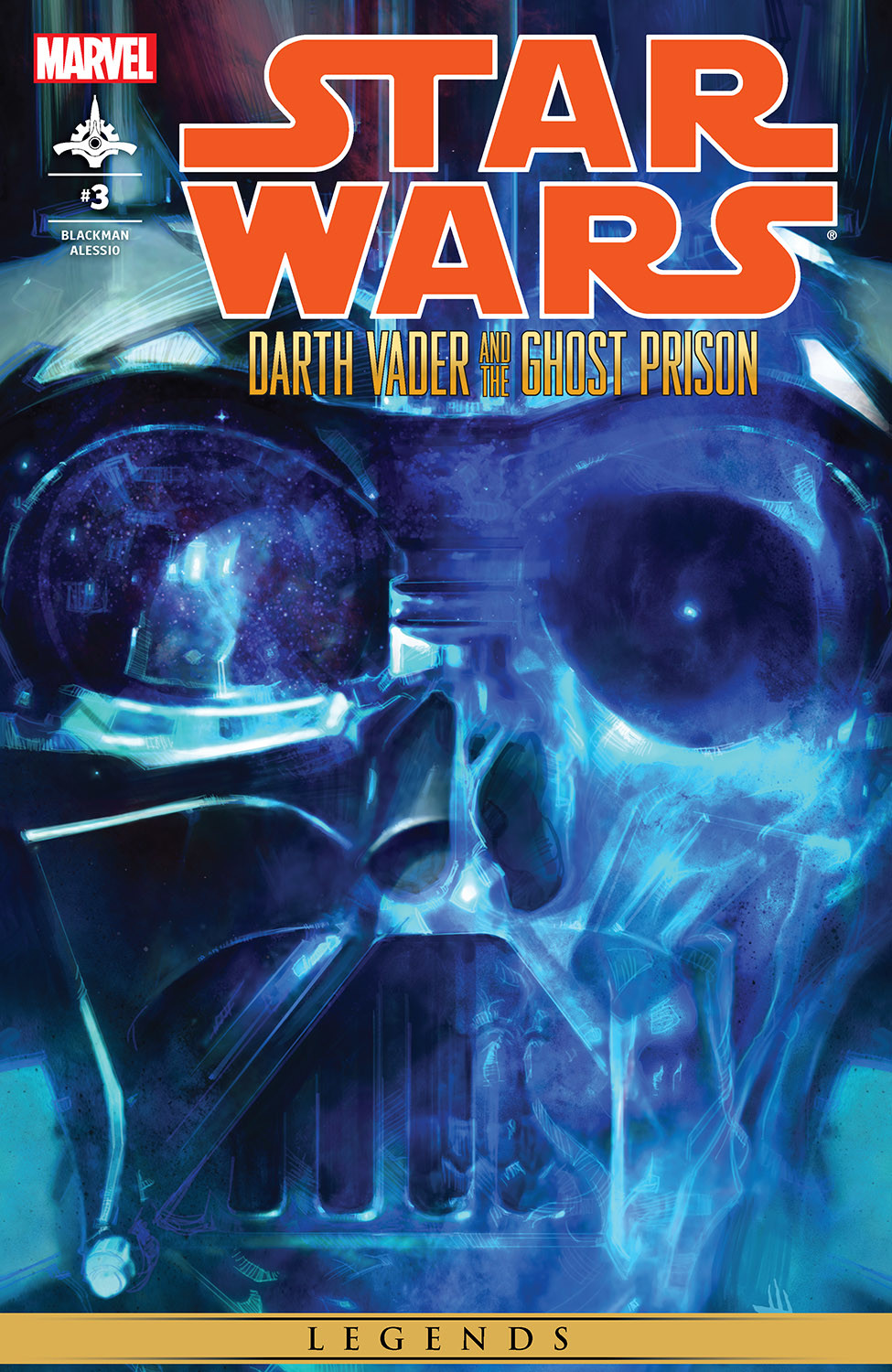 Star Wars: Darth Vader and the Ghost Prison 3 Page 1