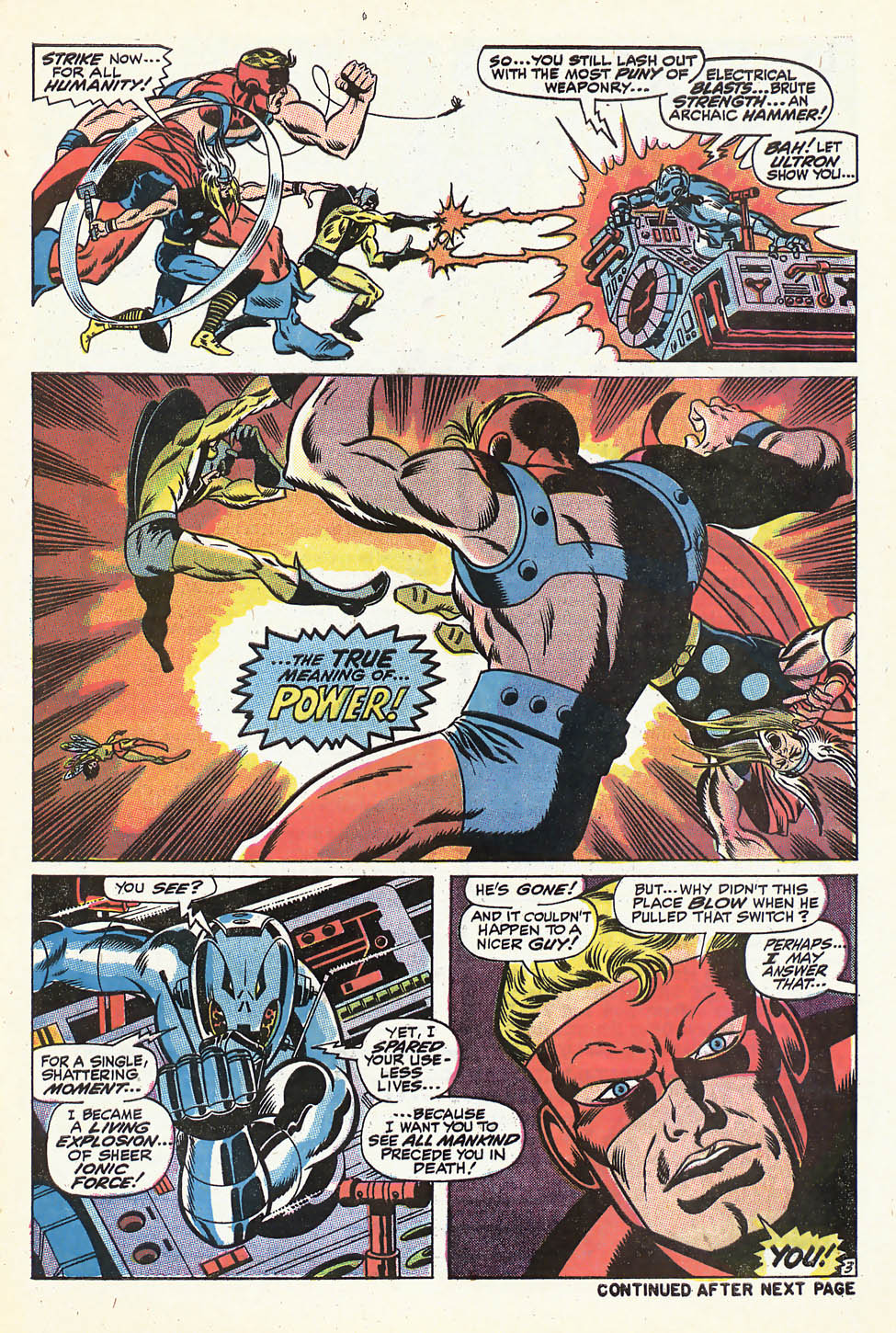 The Avengers (1963) 68 Page 3