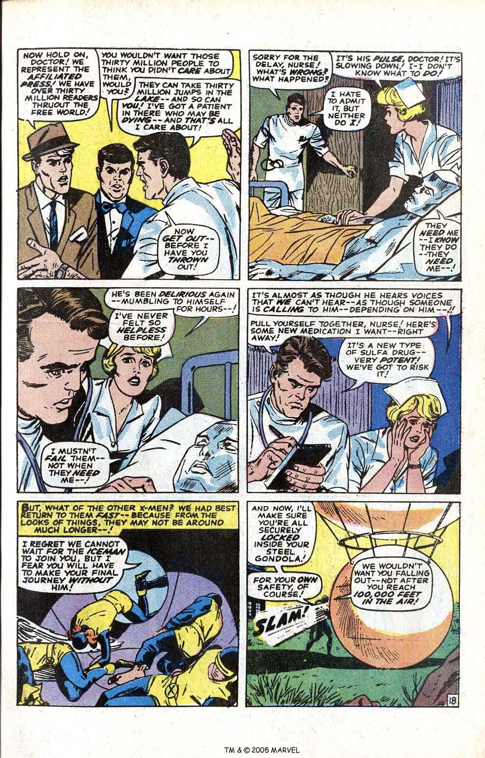Uncanny X-Men (1963) issue 70 - Page 23