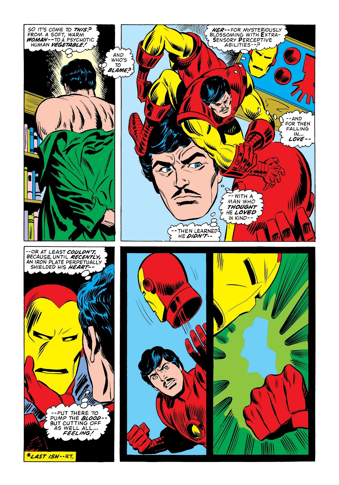 Read online Marvel Masterworks: The Invincible Iron Man comic -  Issue # TPB 9 (Part 2) - 15