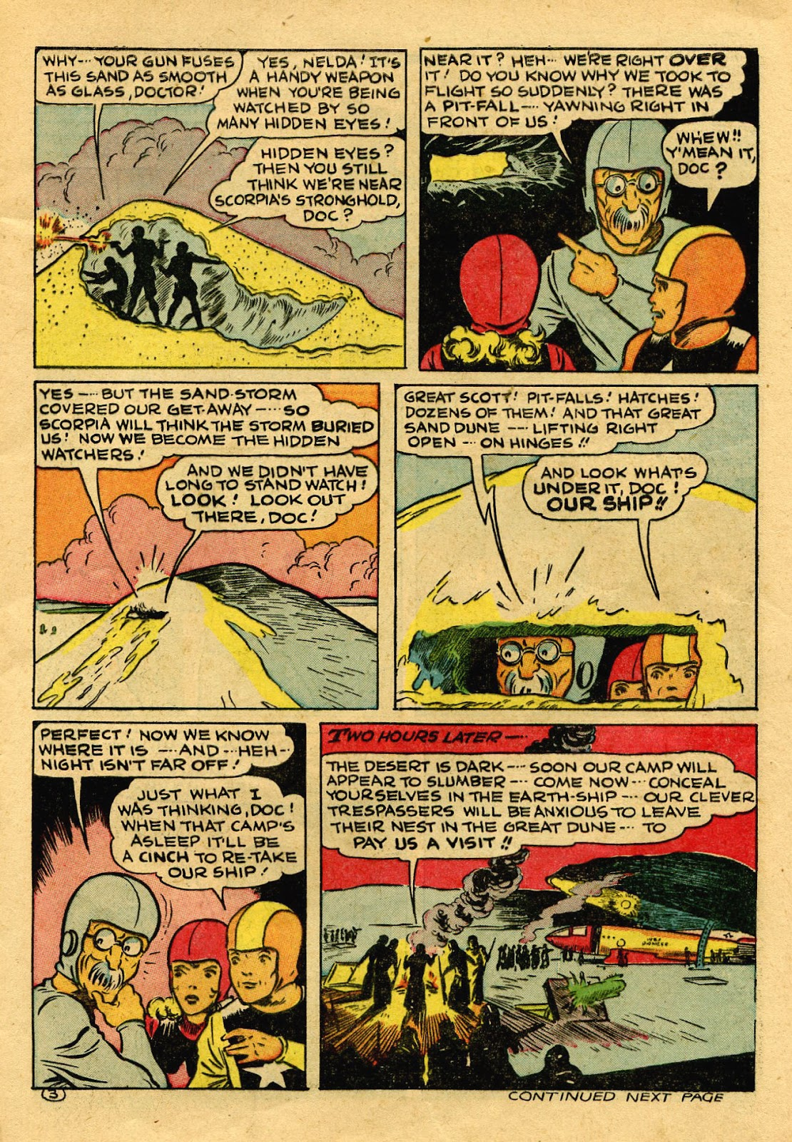 Read online Famous Funnies comic -  Issue #101 - 5