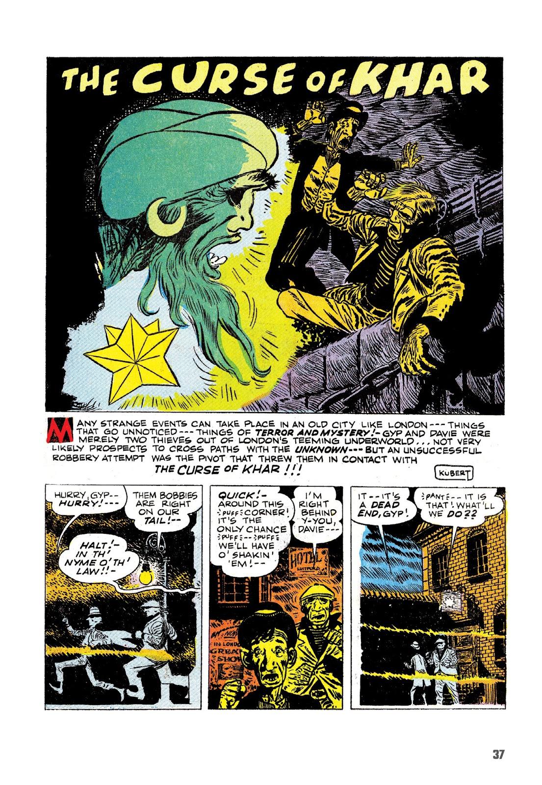 Read online The Joe Kubert Archives comic -  Issue # TPB (Part 1) - 48