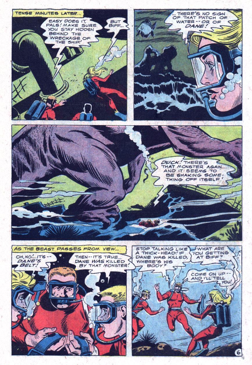 Read online Sea Devils comic -  Issue #35 - 10