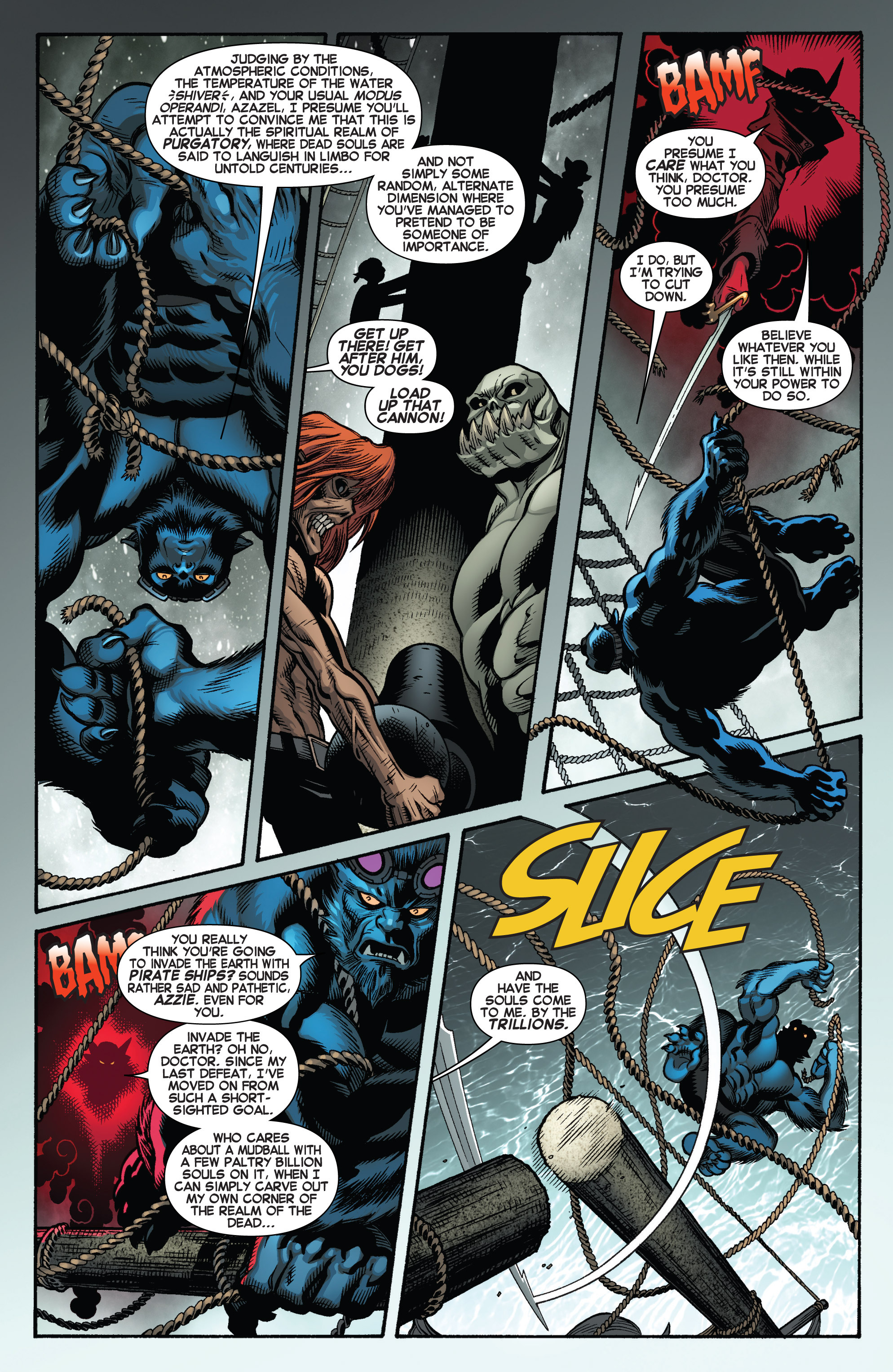 Read online Amazing X-Men (2014) comic -  Issue #3 - 7