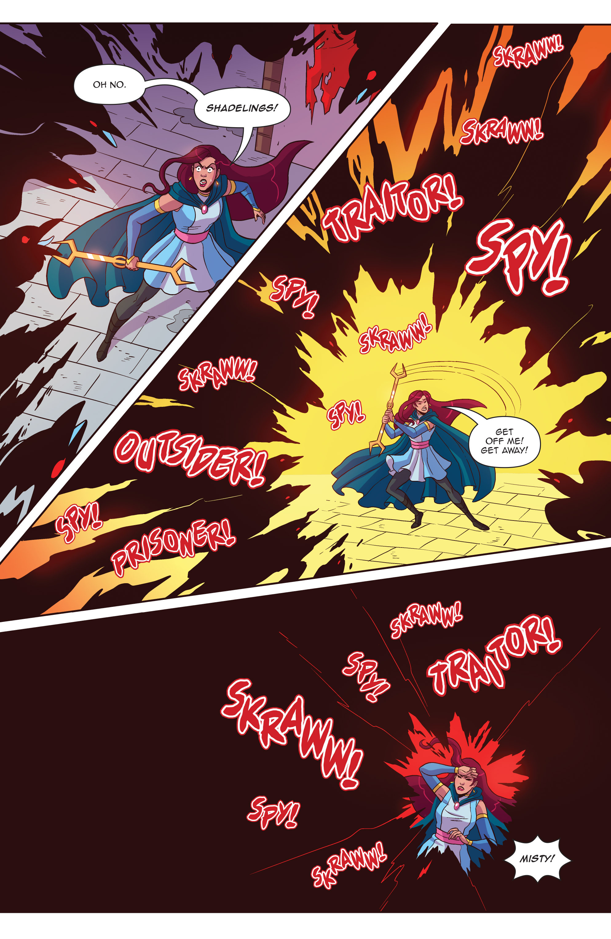 Read online Another Castle comic -  Issue #4 - 3