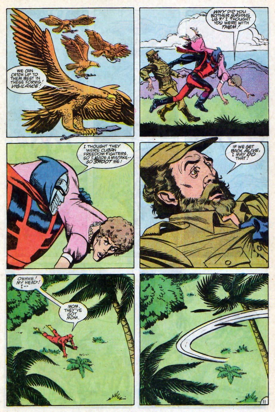 Manhunter (1988) issue 9 - Page 12