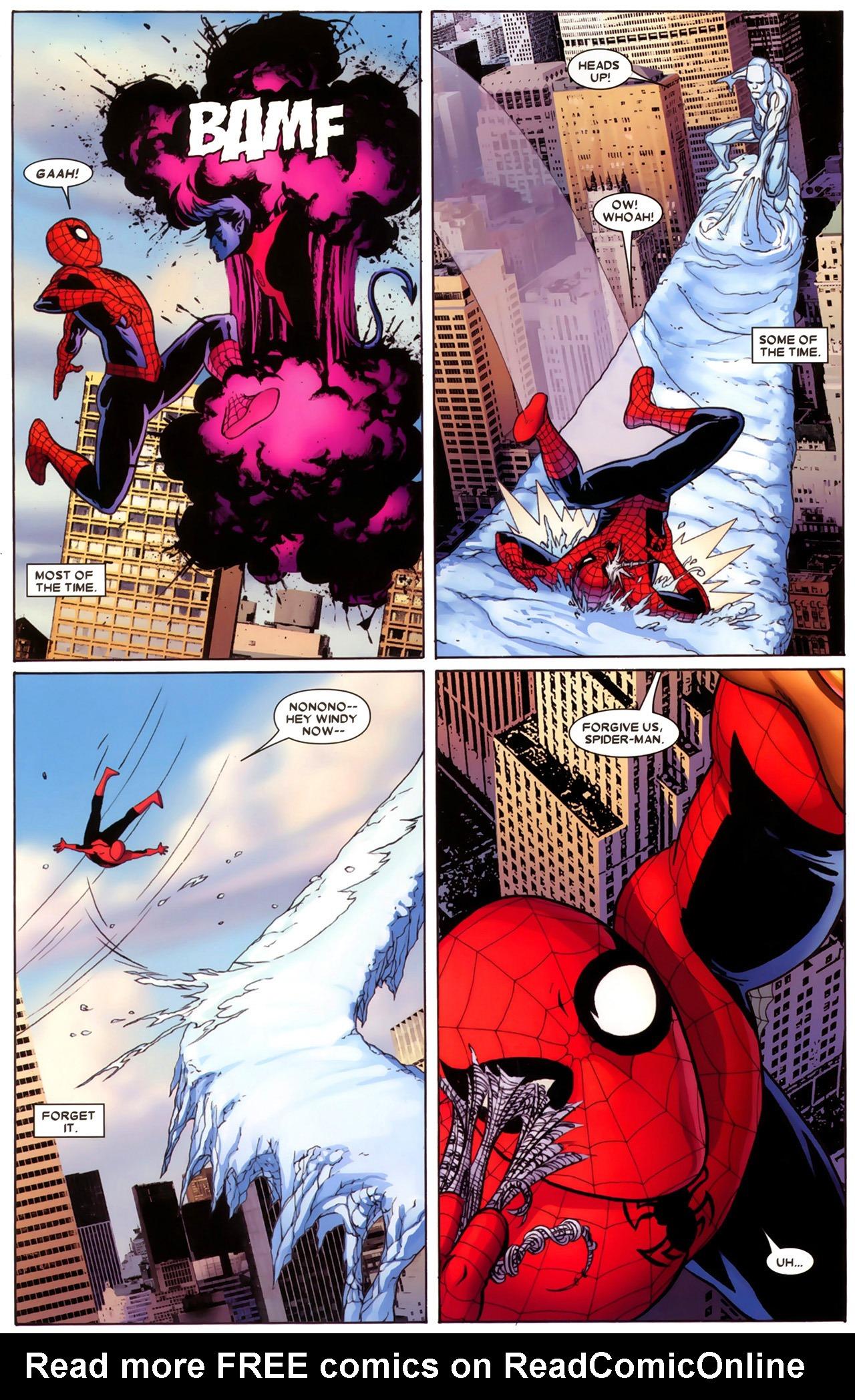 Read online Giant-Size Astonishing X-Men comic -  Issue # Full - 5