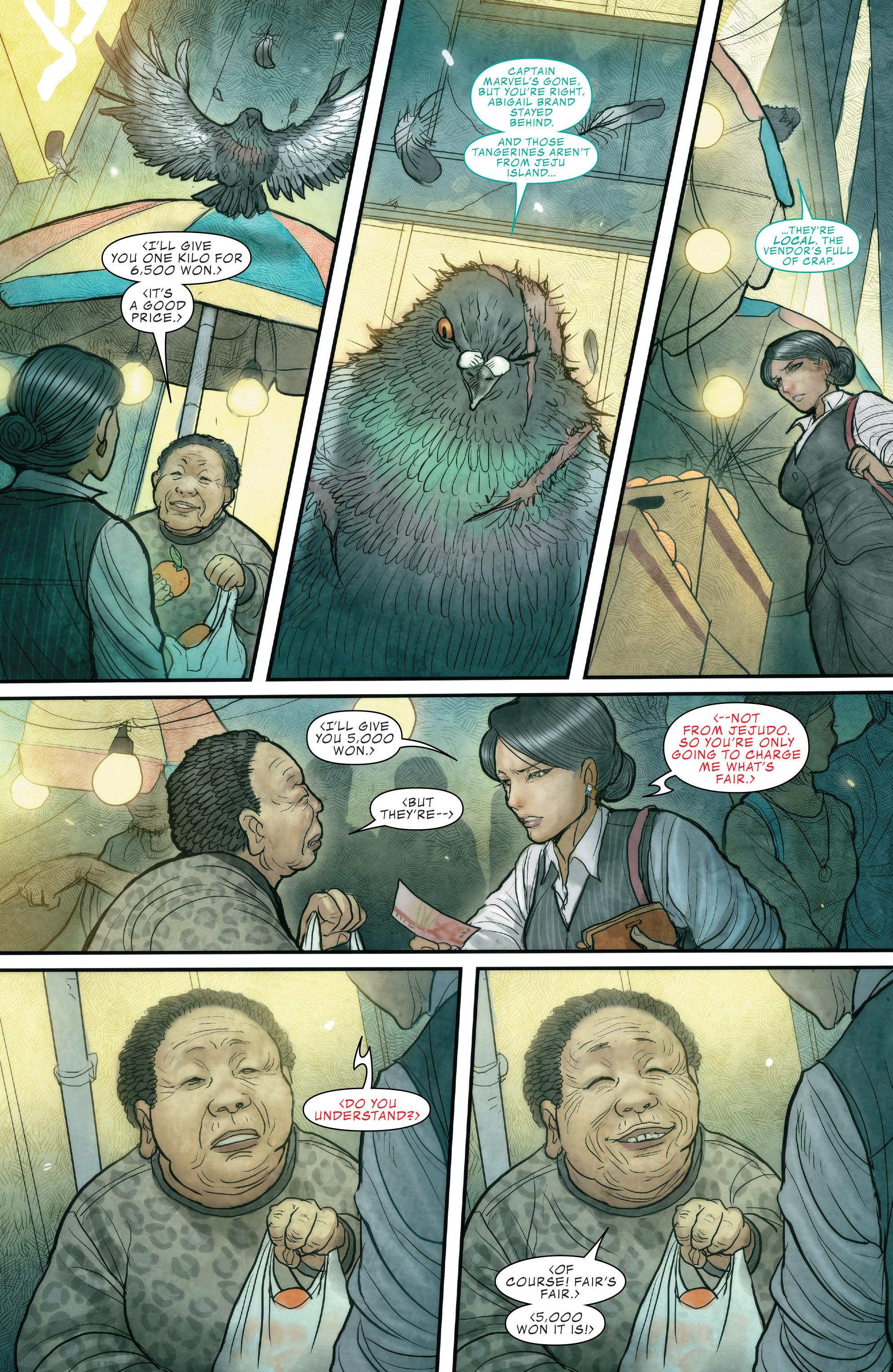 Read online Civil War II: Choosing Sides comic -  Issue #6 - 13