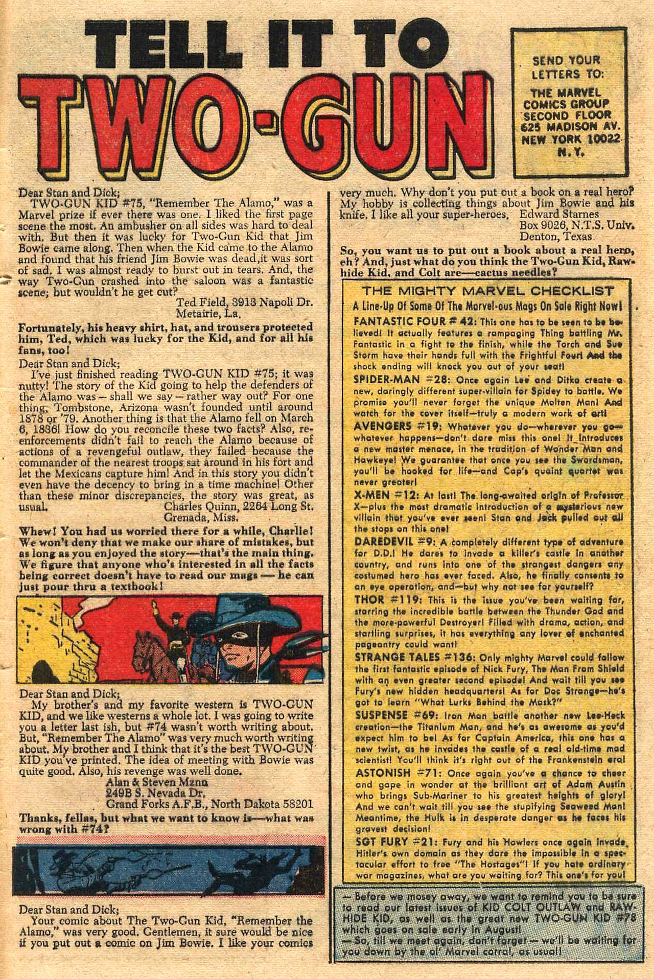 Read online Two-Gun Kid comic -  Issue #77 - 33