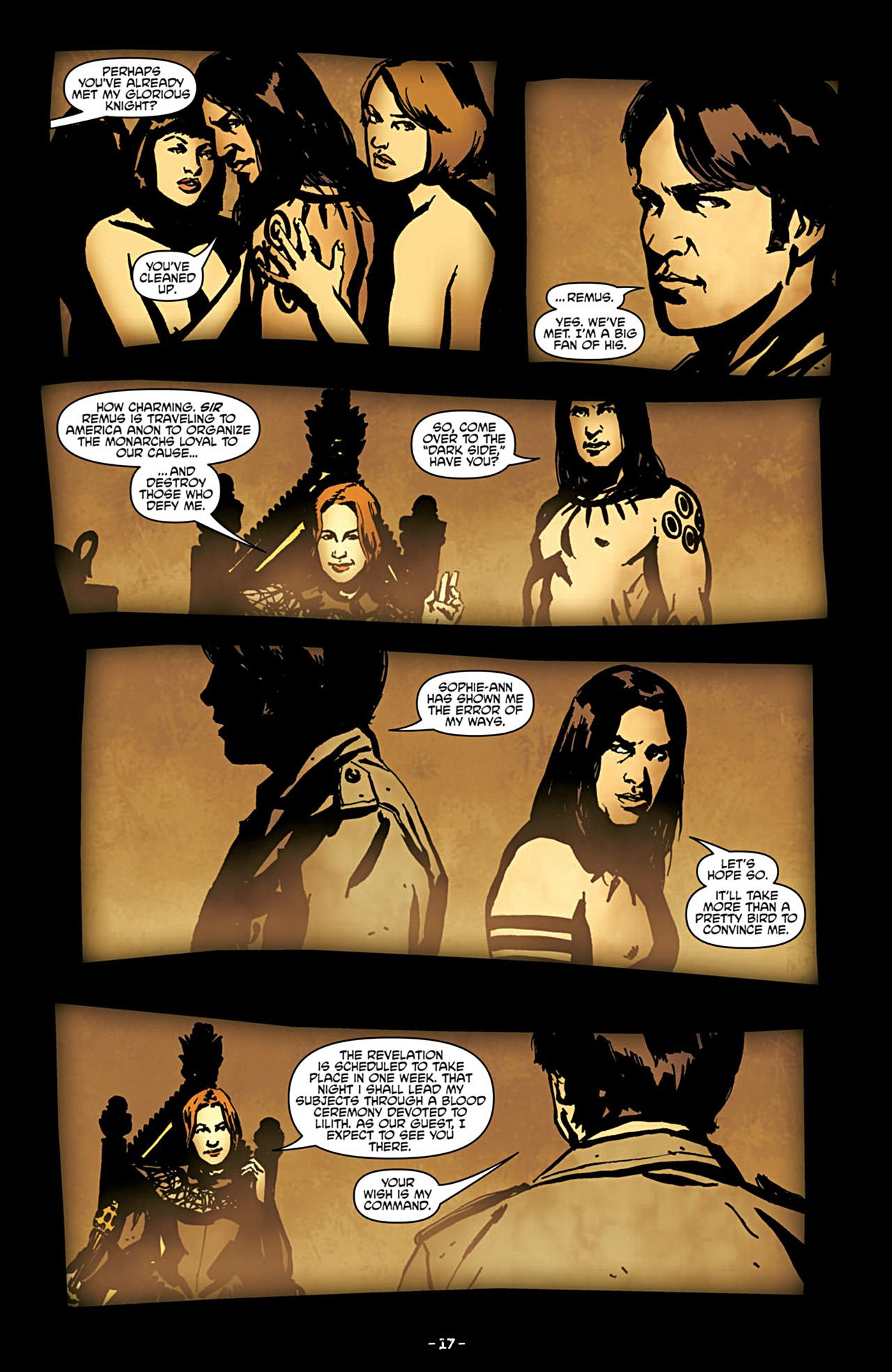 Read online True Blood (2012) comic -  Issue #3 - 19