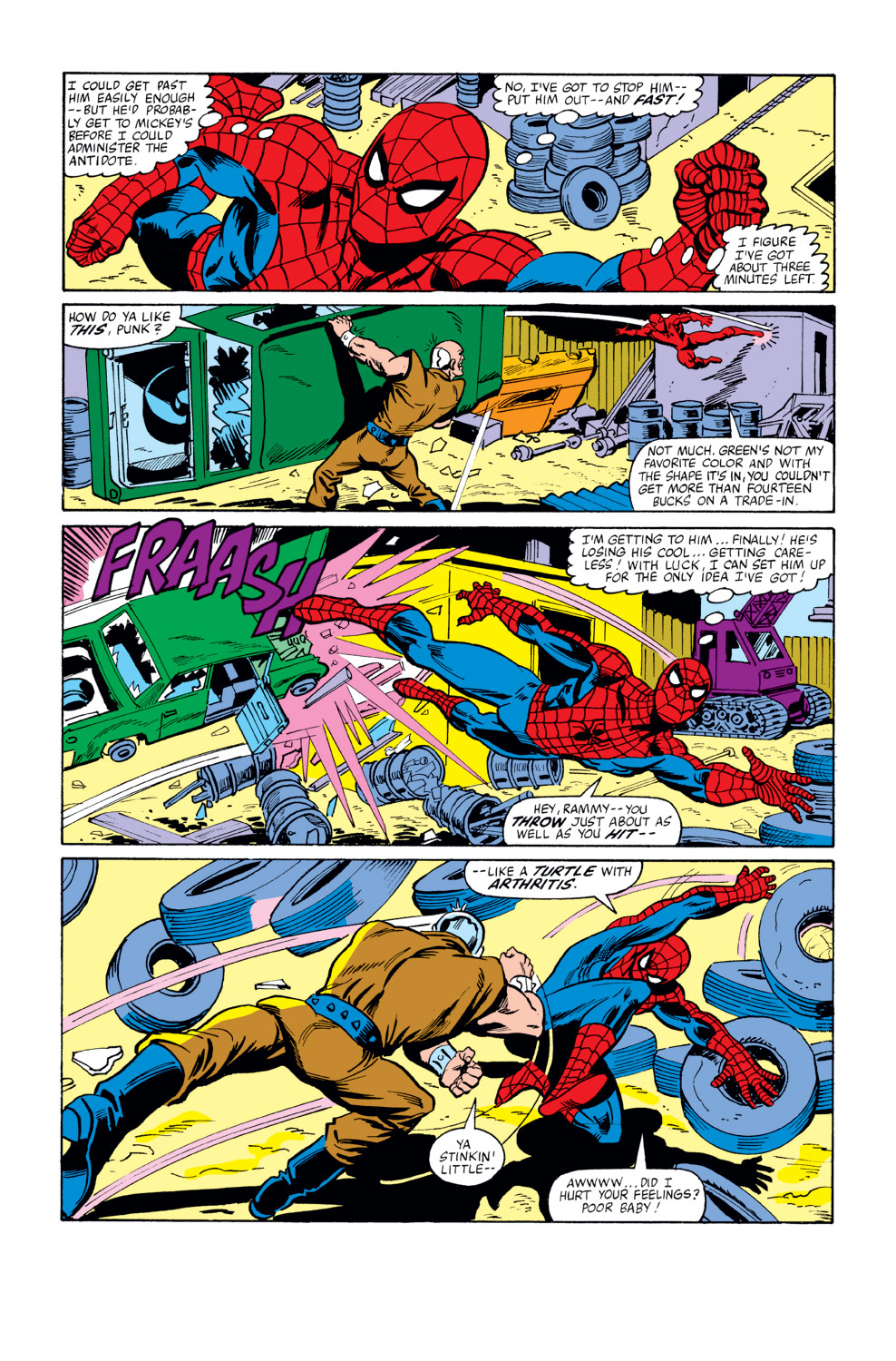 The Amazing Spider-Man (1963) 221 Page 18