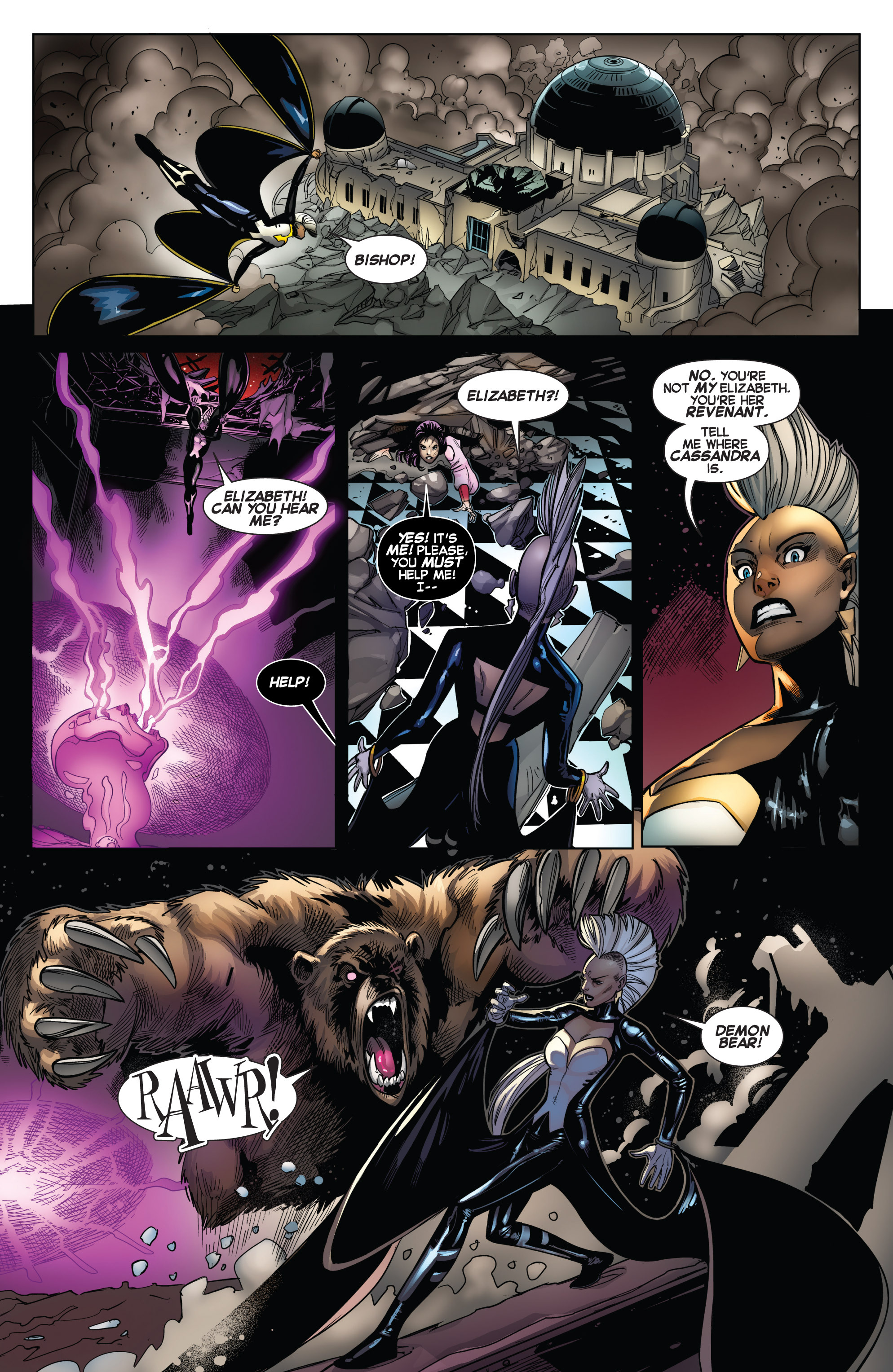 Read online Uncanny X-Force (2013) comic -  Issue #15 - 9