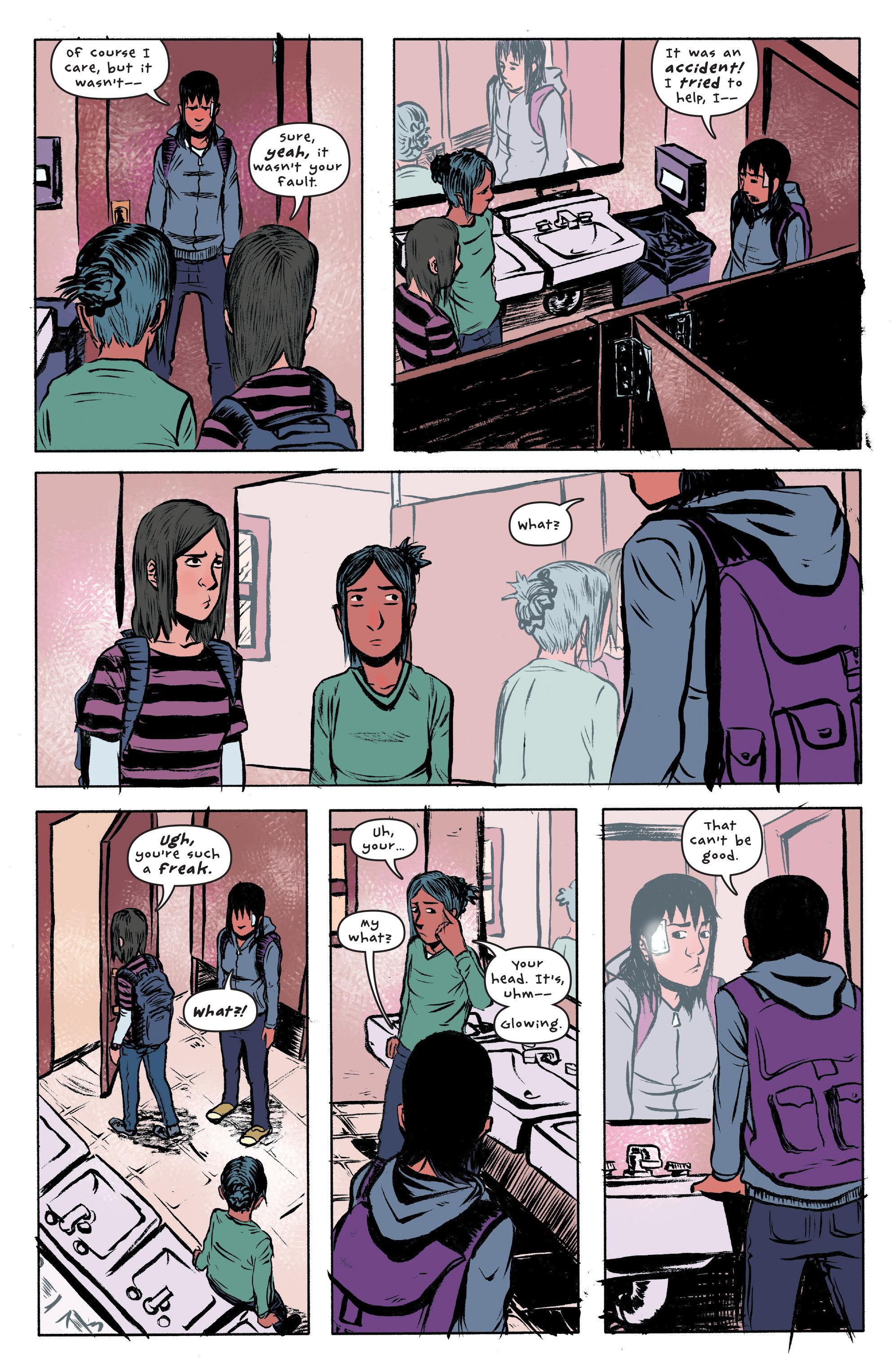 Read online UFOlogy comic -  Issue #3 - 10