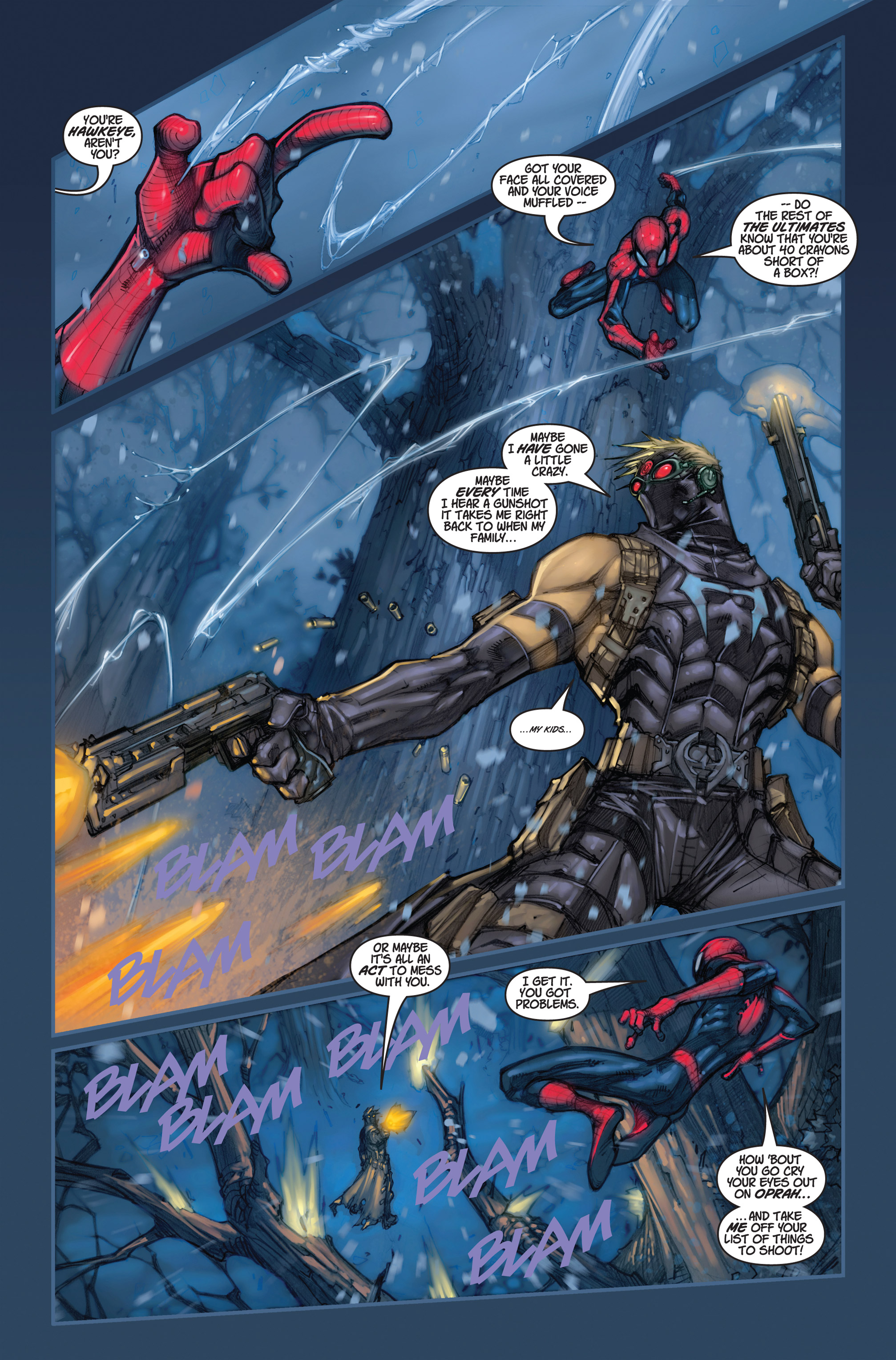 Read online Ultimates 3 comic -  Issue #2 - 5