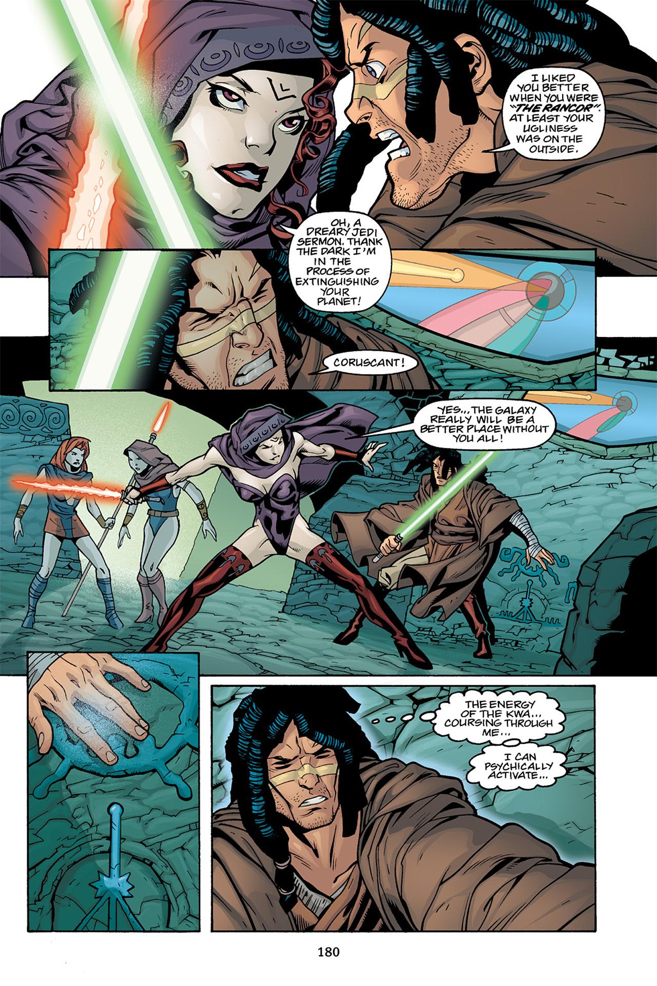 Read online Star Wars Omnibus comic -  Issue # Vol. 15 - 177