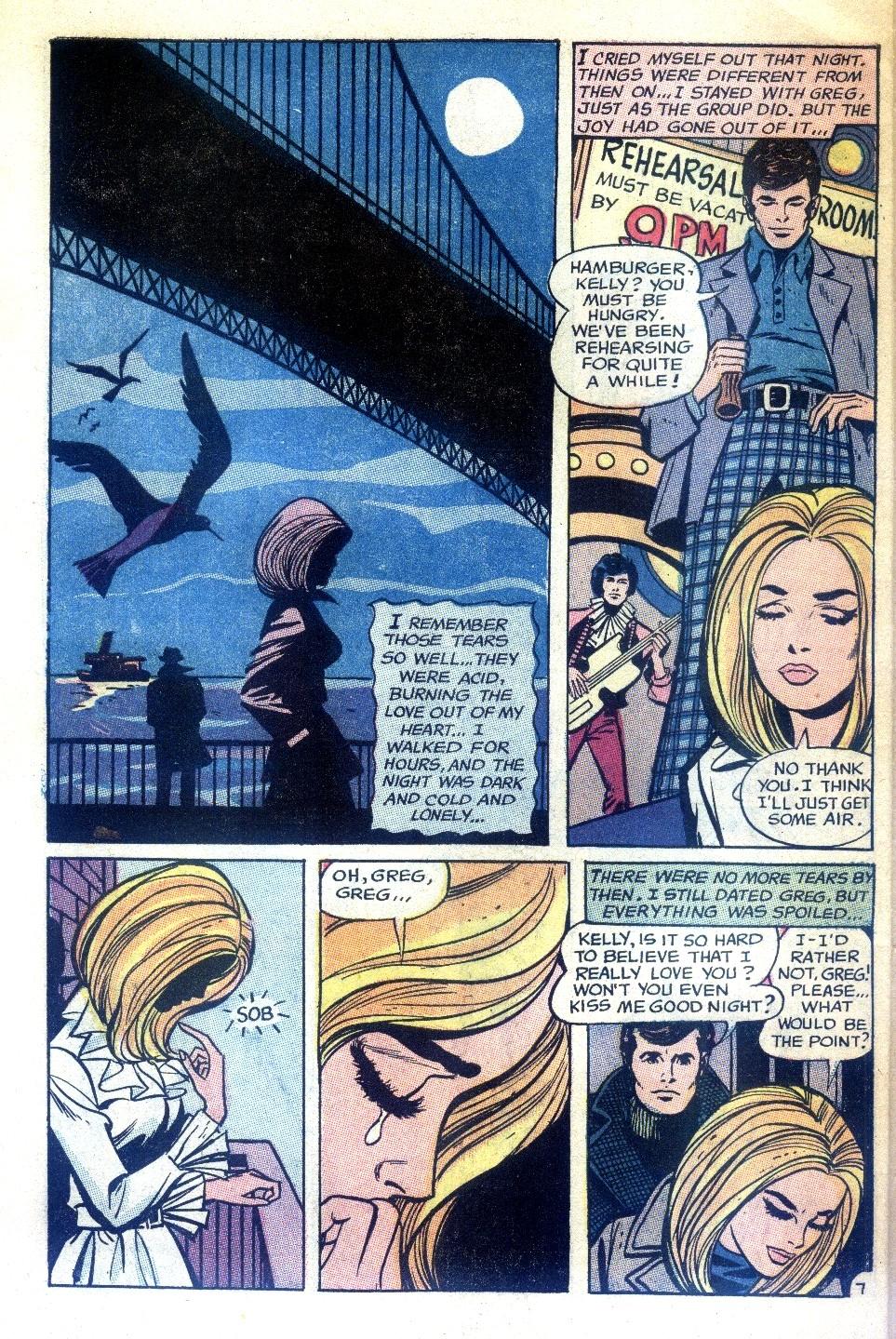 Read online Secret Hearts comic -  Issue #148 - 30