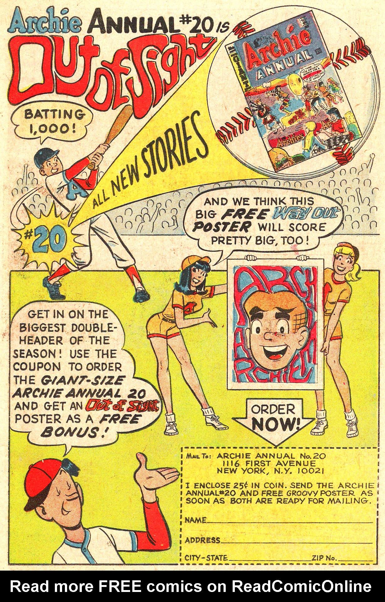 Read online She's Josie comic -  Issue #34 - 19