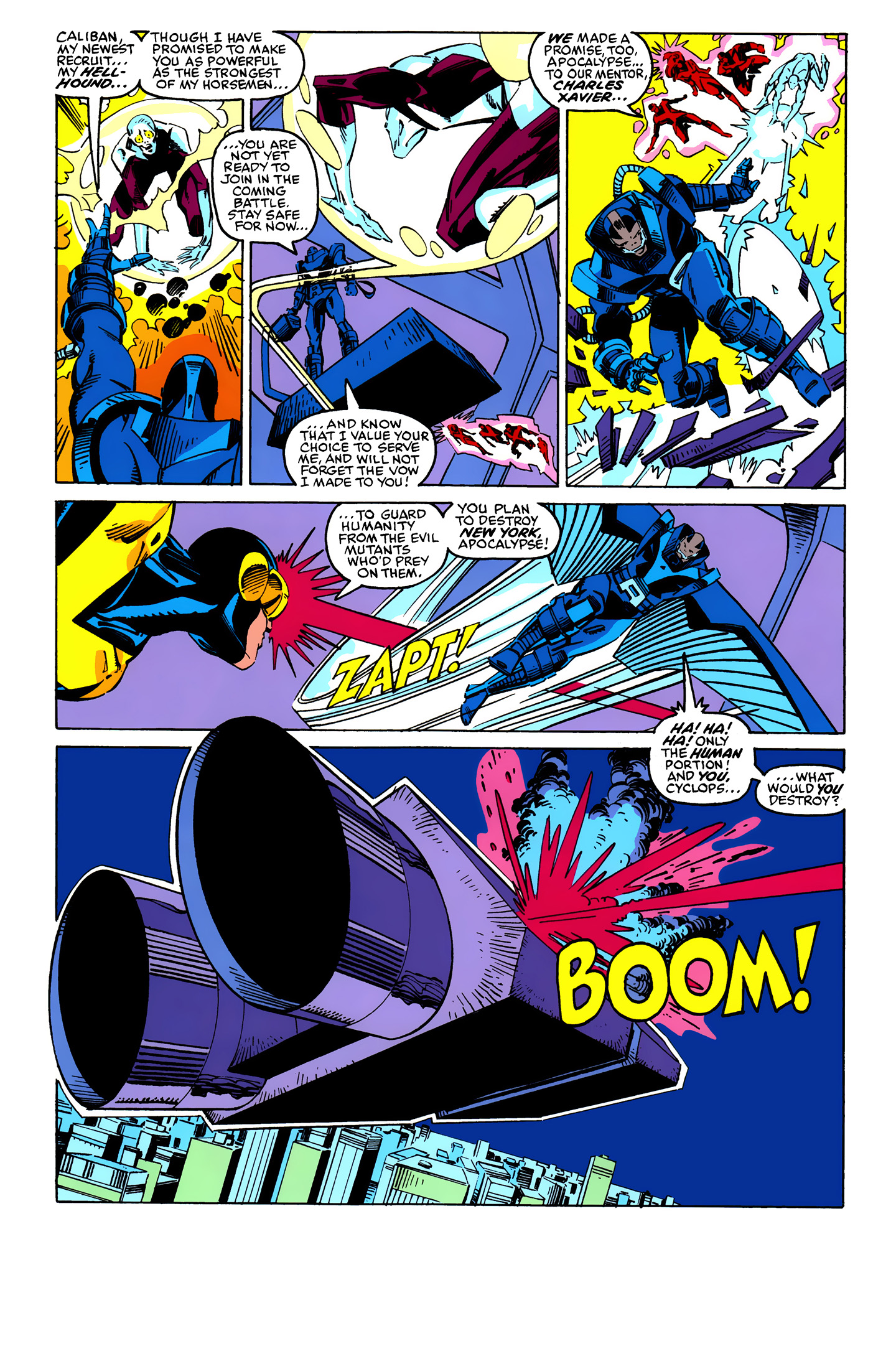Read online X-Factor (1986) comic -  Issue #25 - 7