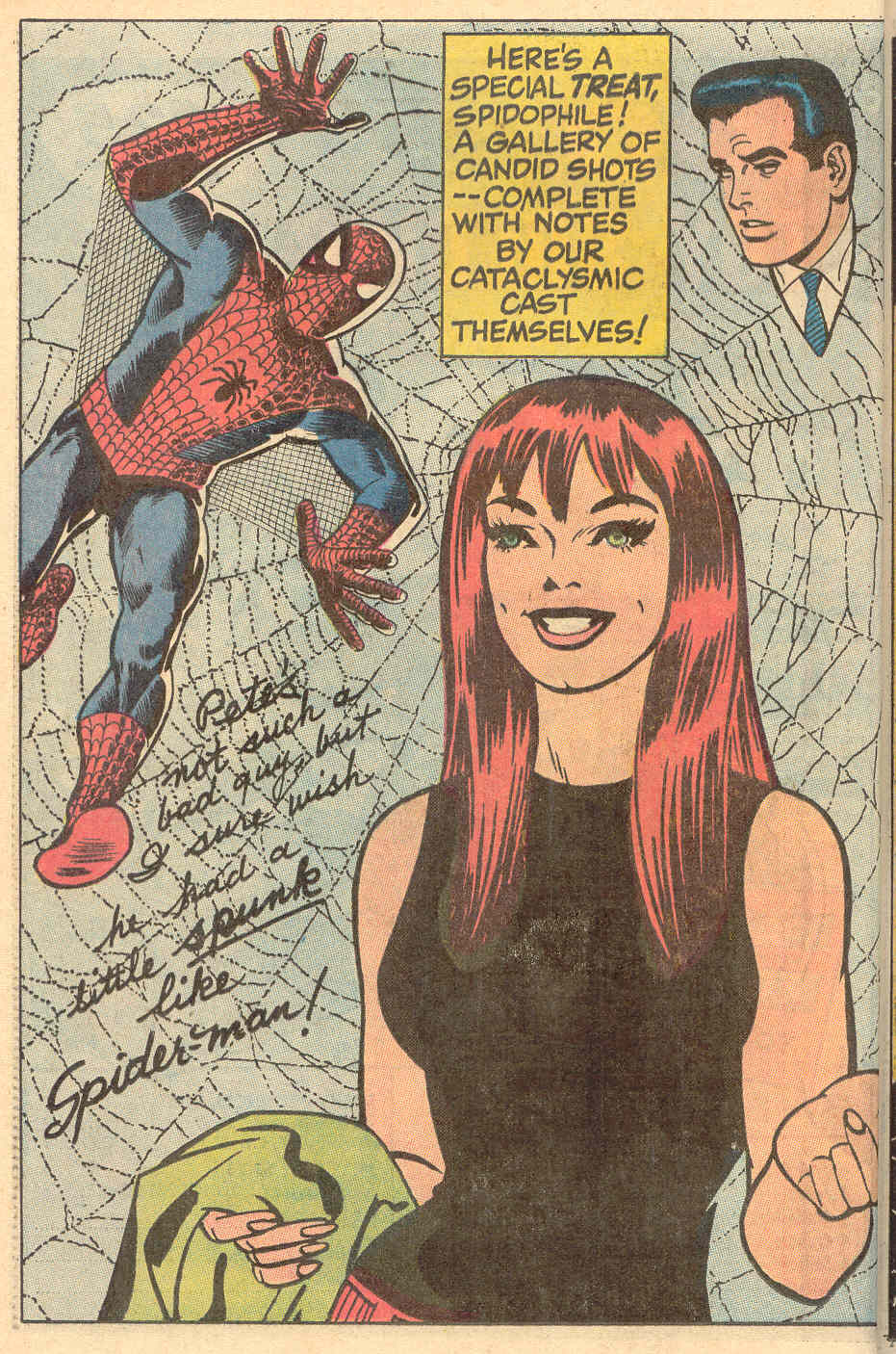 The Amazing Spider-Man (1963) _Annual_7 Page 27