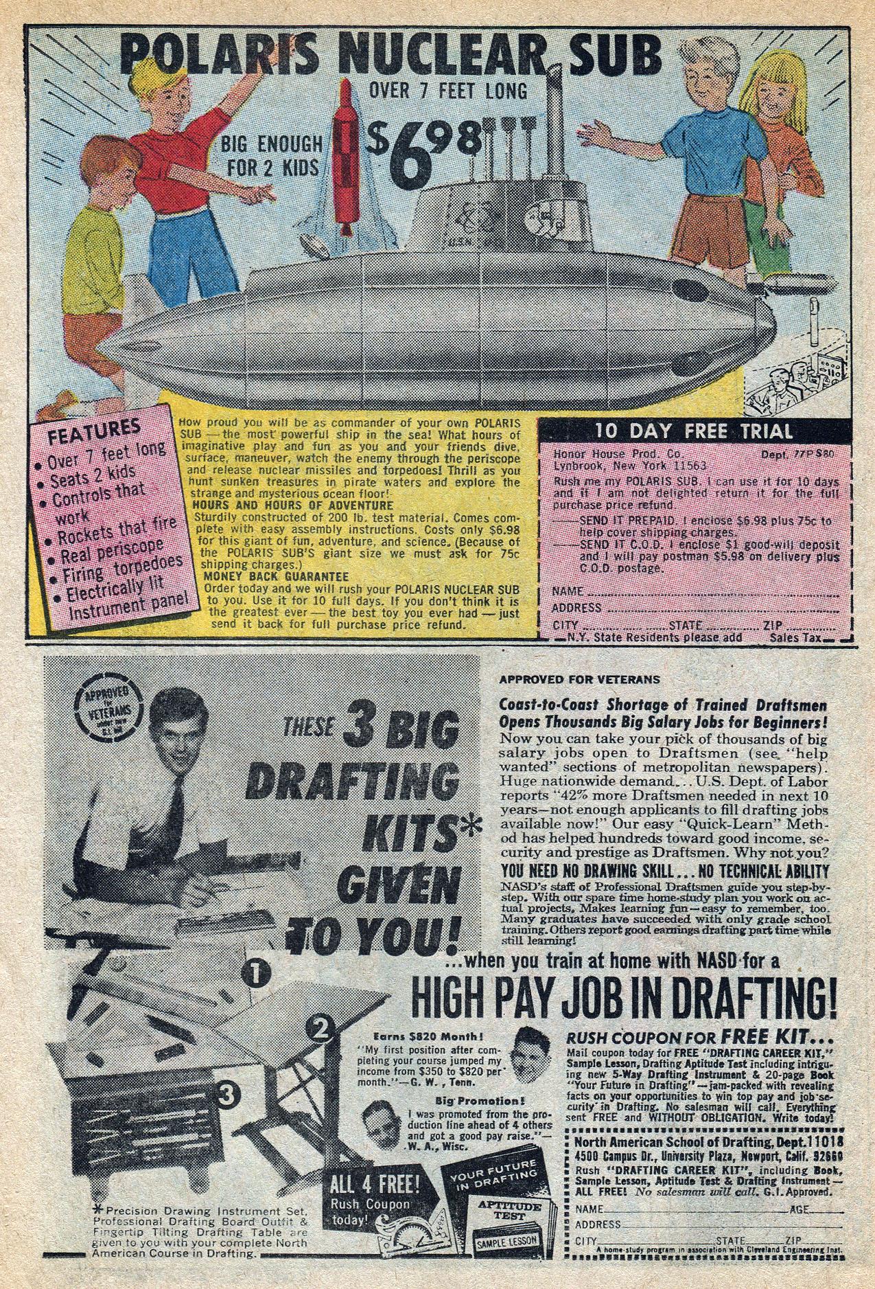 Read online Amazing Adventures (1970) comic -  Issue #8 - 22