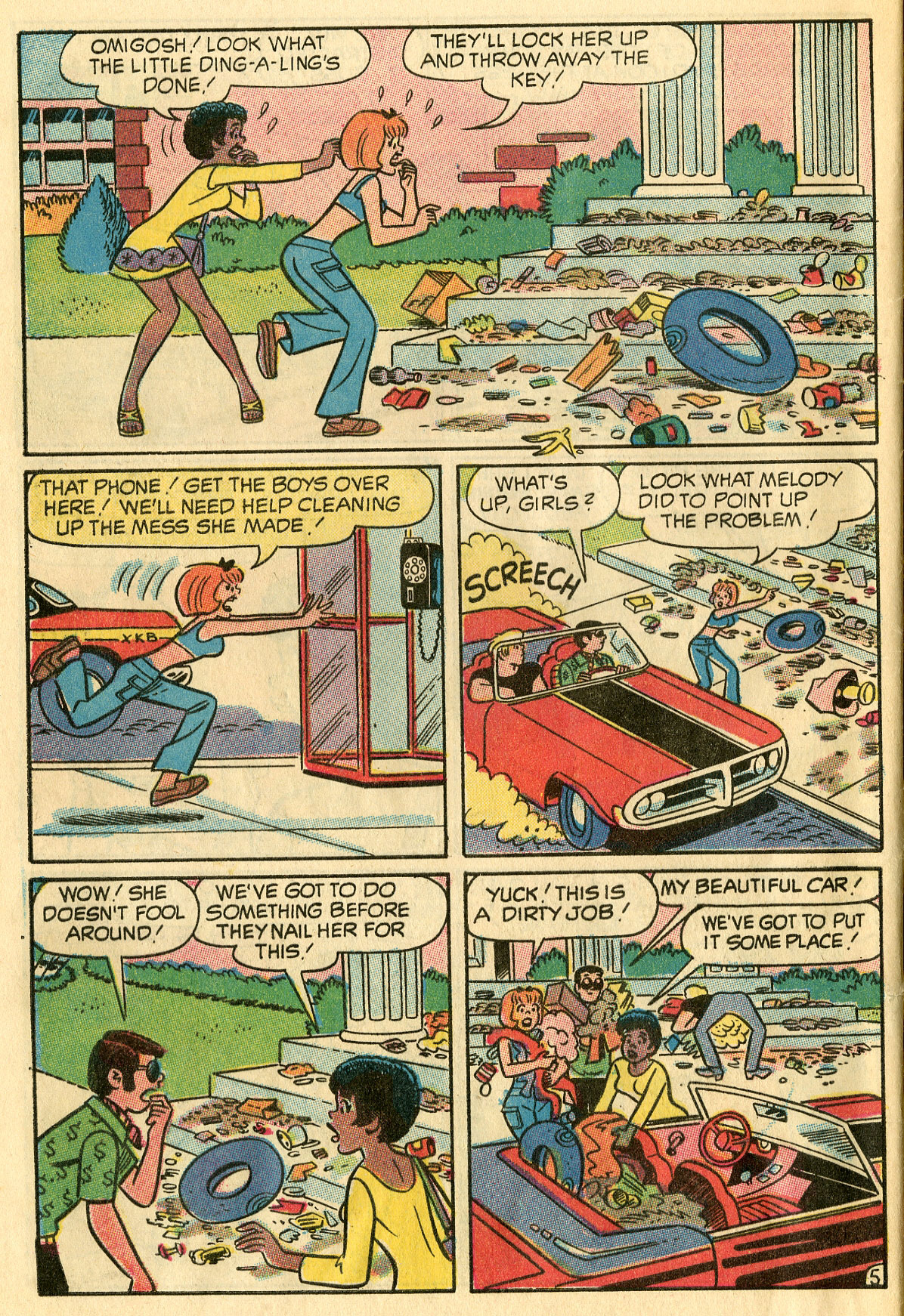 Read online She's Josie comic -  Issue #51 - 31