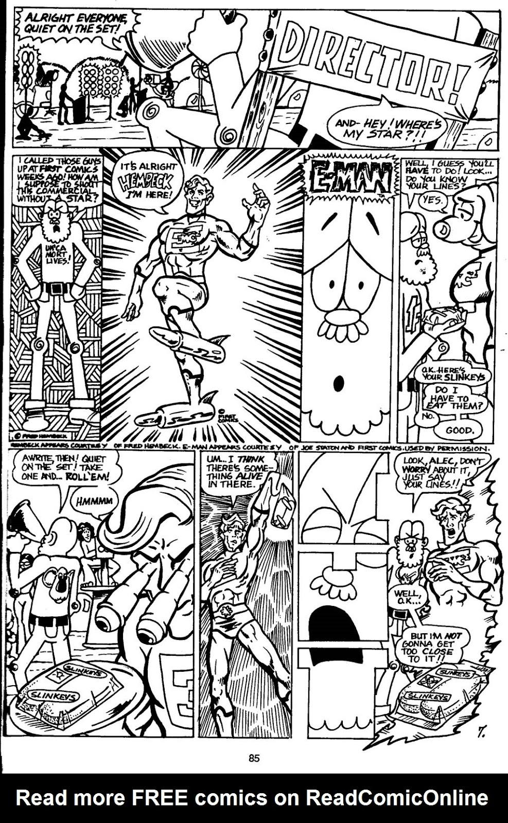 Read online Normalman - The Novel comic -  Issue # TPB (Part 1) - 88
