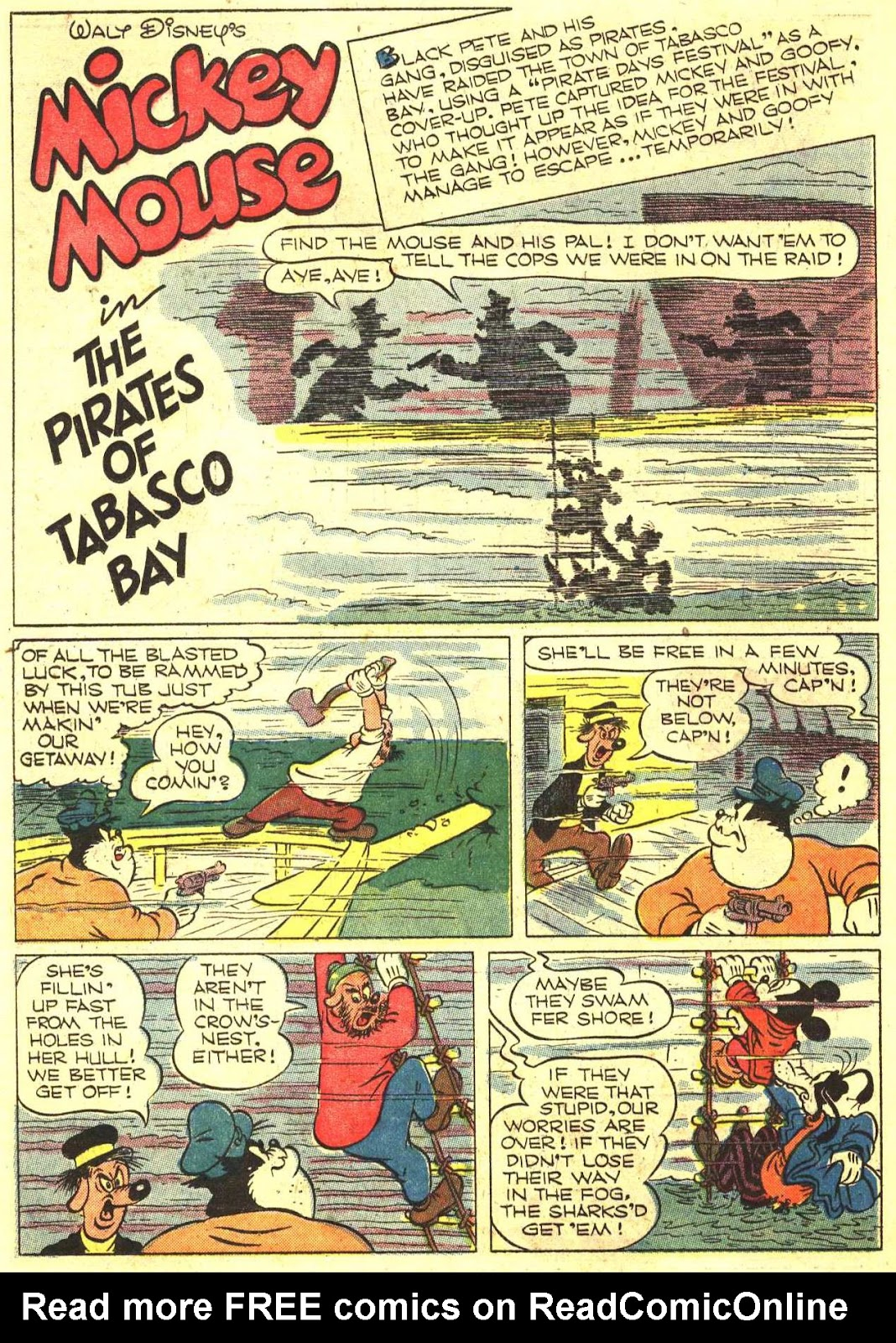 Walt Disney's Comics and Stories issue 193 - Page 26